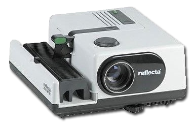Diaprojector