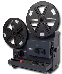 Film and Slide projectors