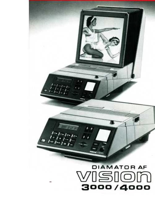 Diamator AF Vision 3000