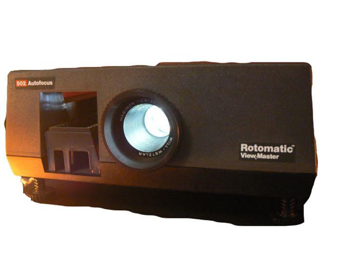 Rotomatic 502 Autofocus