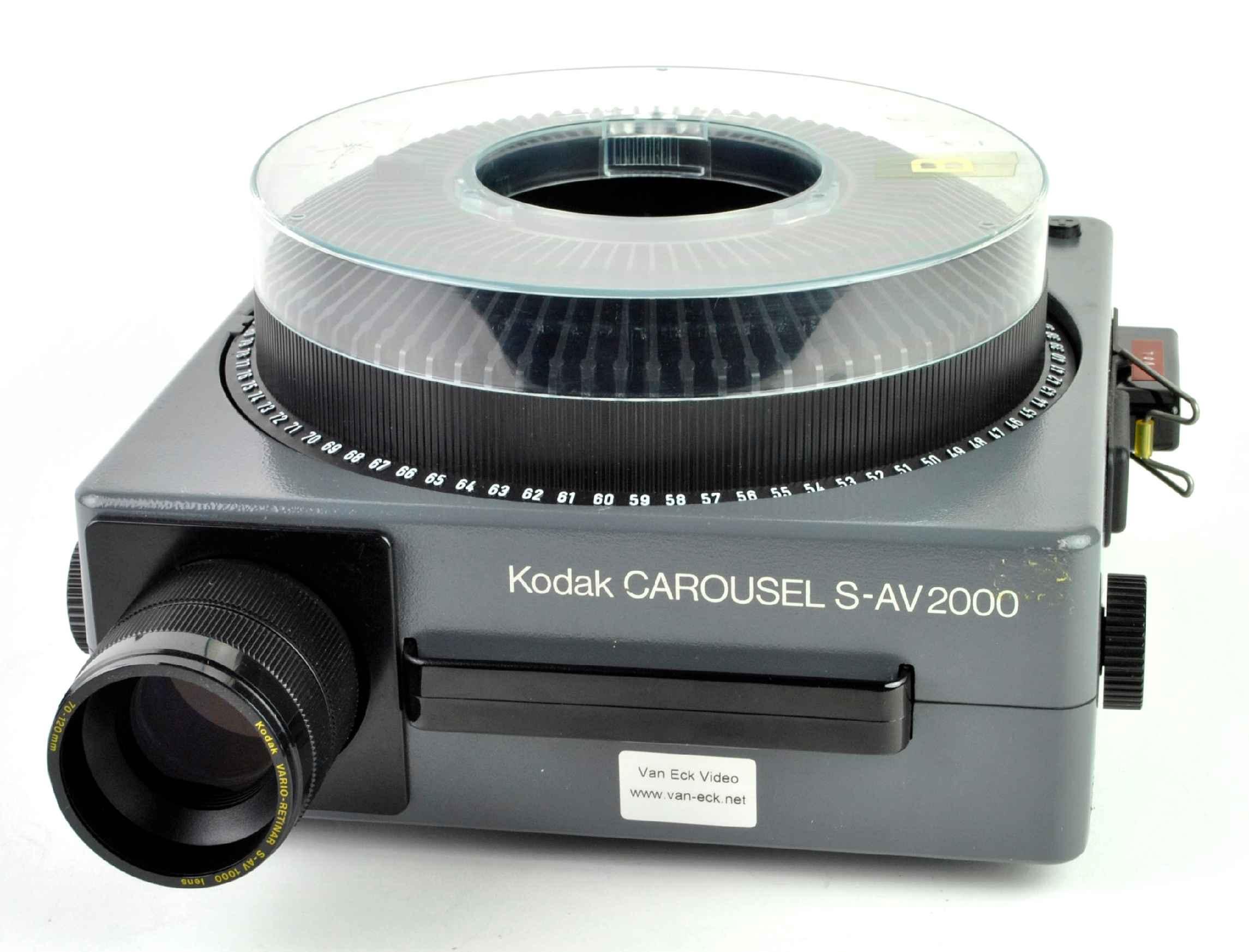 kodak carousel s av 2000 slide projectors spare parts and rh van eck net Powerful Laser Pointer Powerful Laser Pointer
