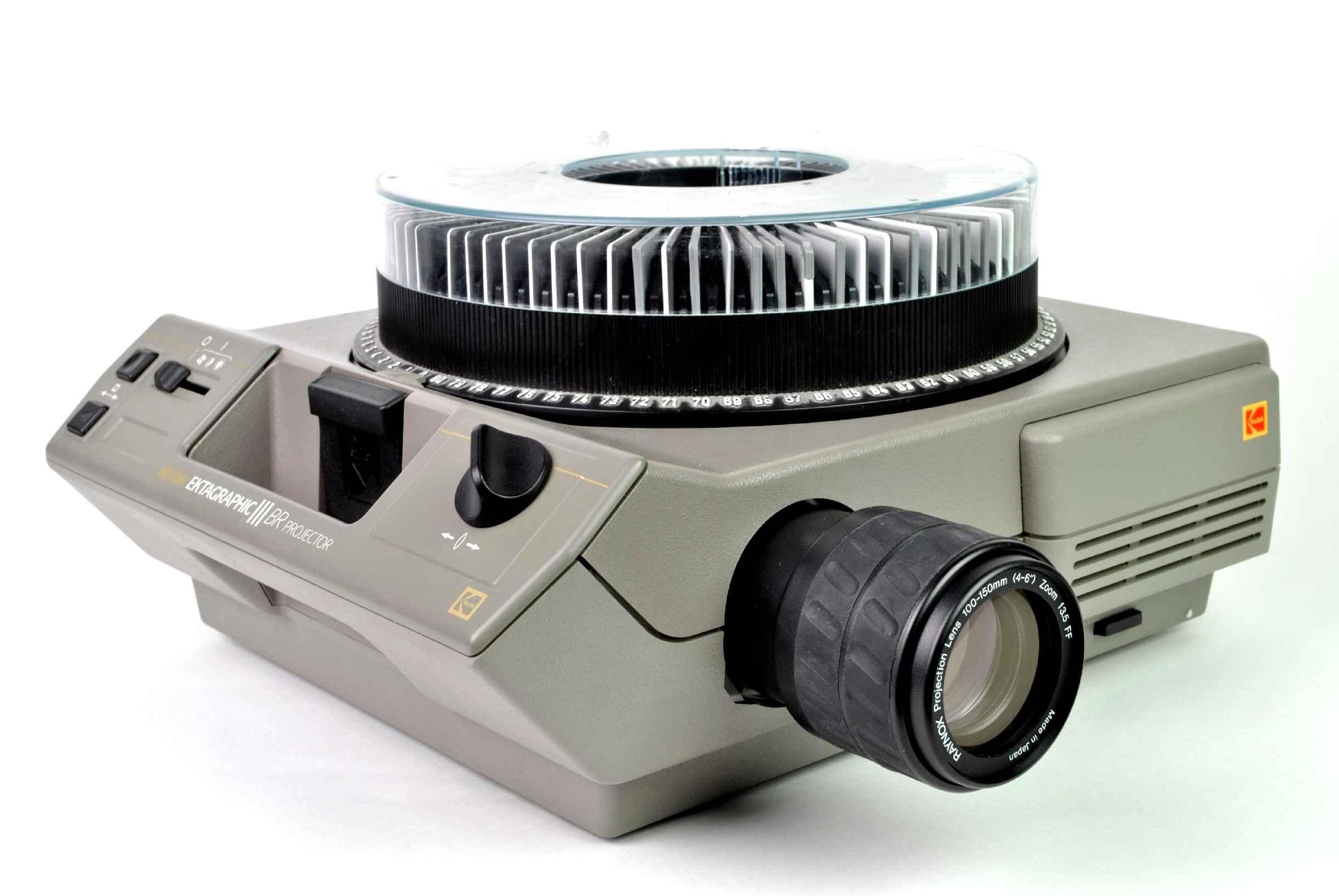 Kodak Ektagraphic III (dia\'s 5x5cm) (gebruikt)