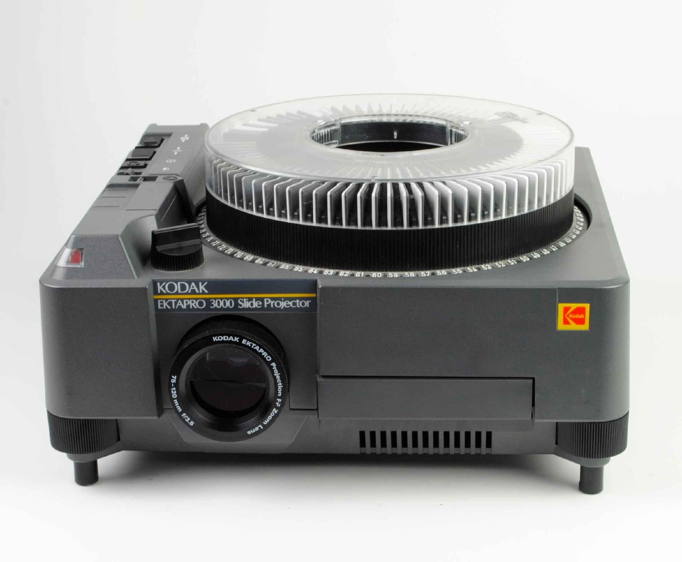 kodak ektapro 3000 slide projectors spare parts and information rh van eck net Tractor Service Manuals Tractor Service Manuals