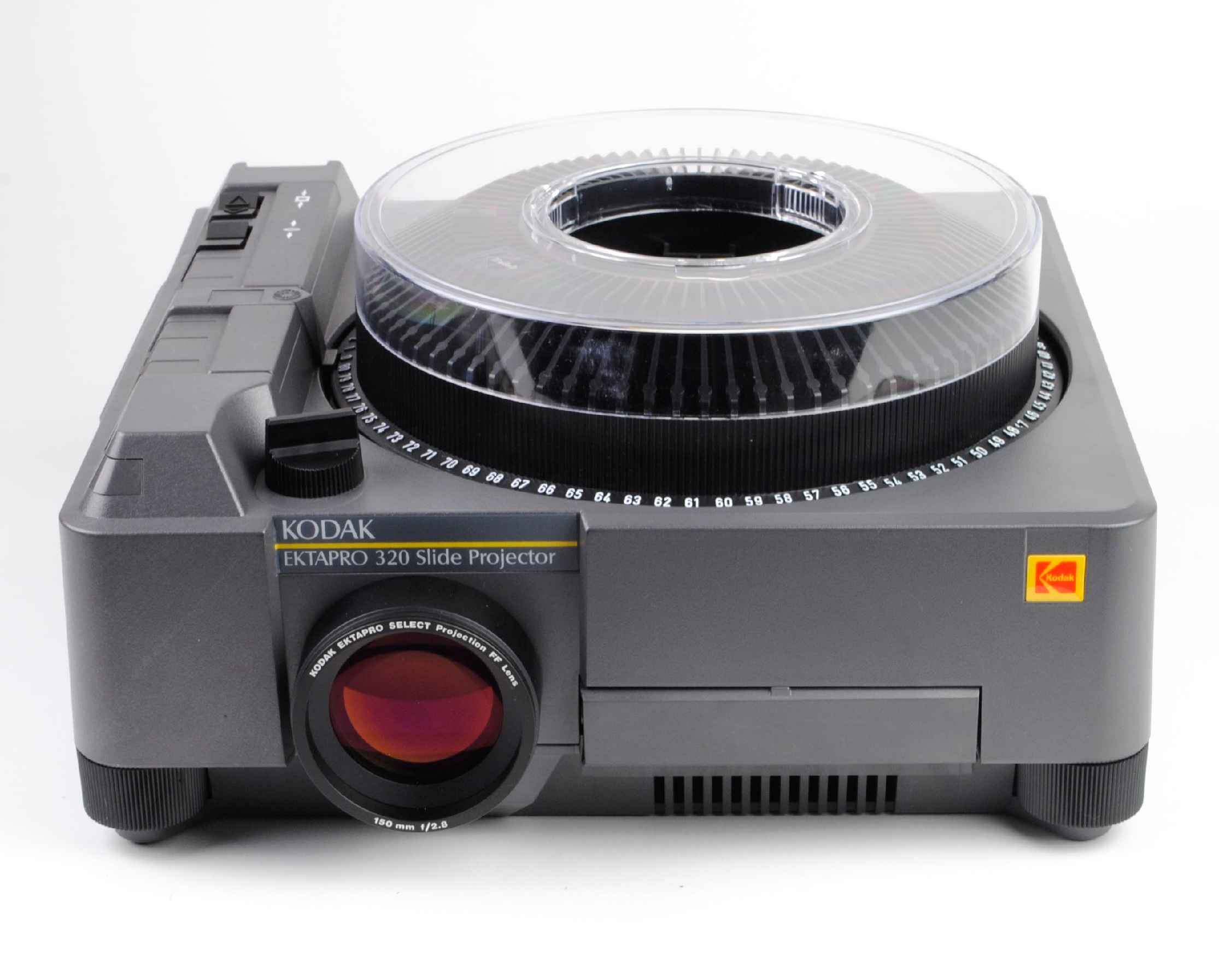 kodak ektapro 320 slide projectors spare parts and information rh van eck net Kodak Projector Lamps Kodak Projector Bulbs