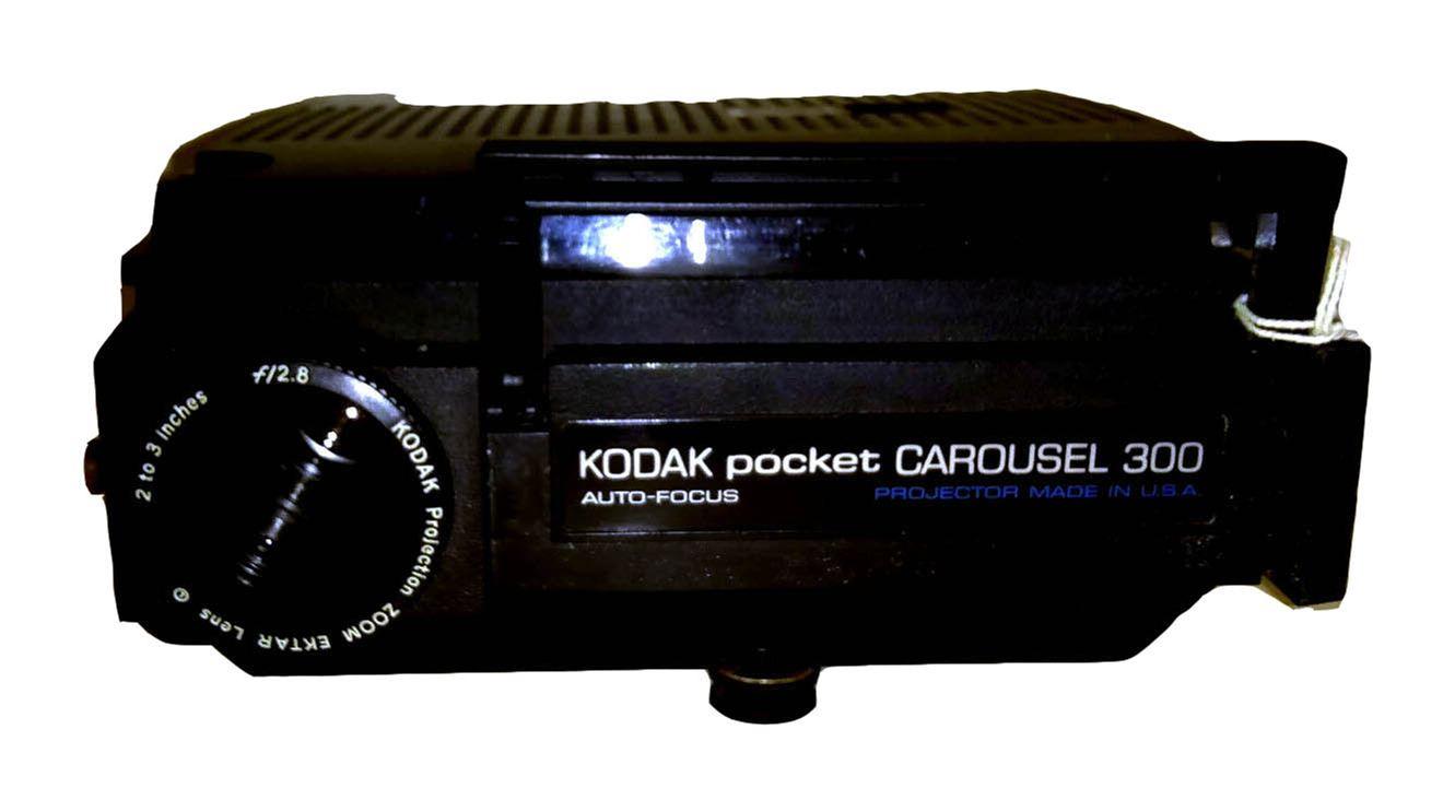 Pocket Carousel 300 auto-focus