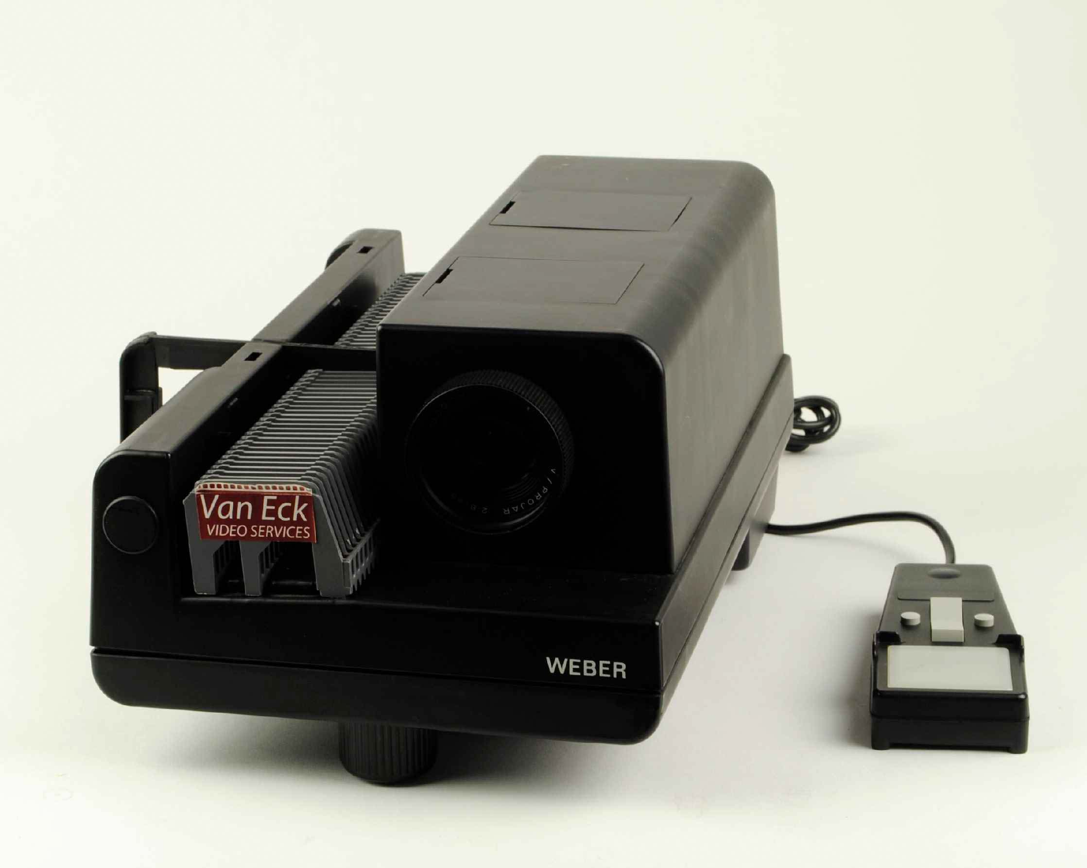 Weber dia vollautomat 4005 electronic diaprojectoren for Lampen gottingen