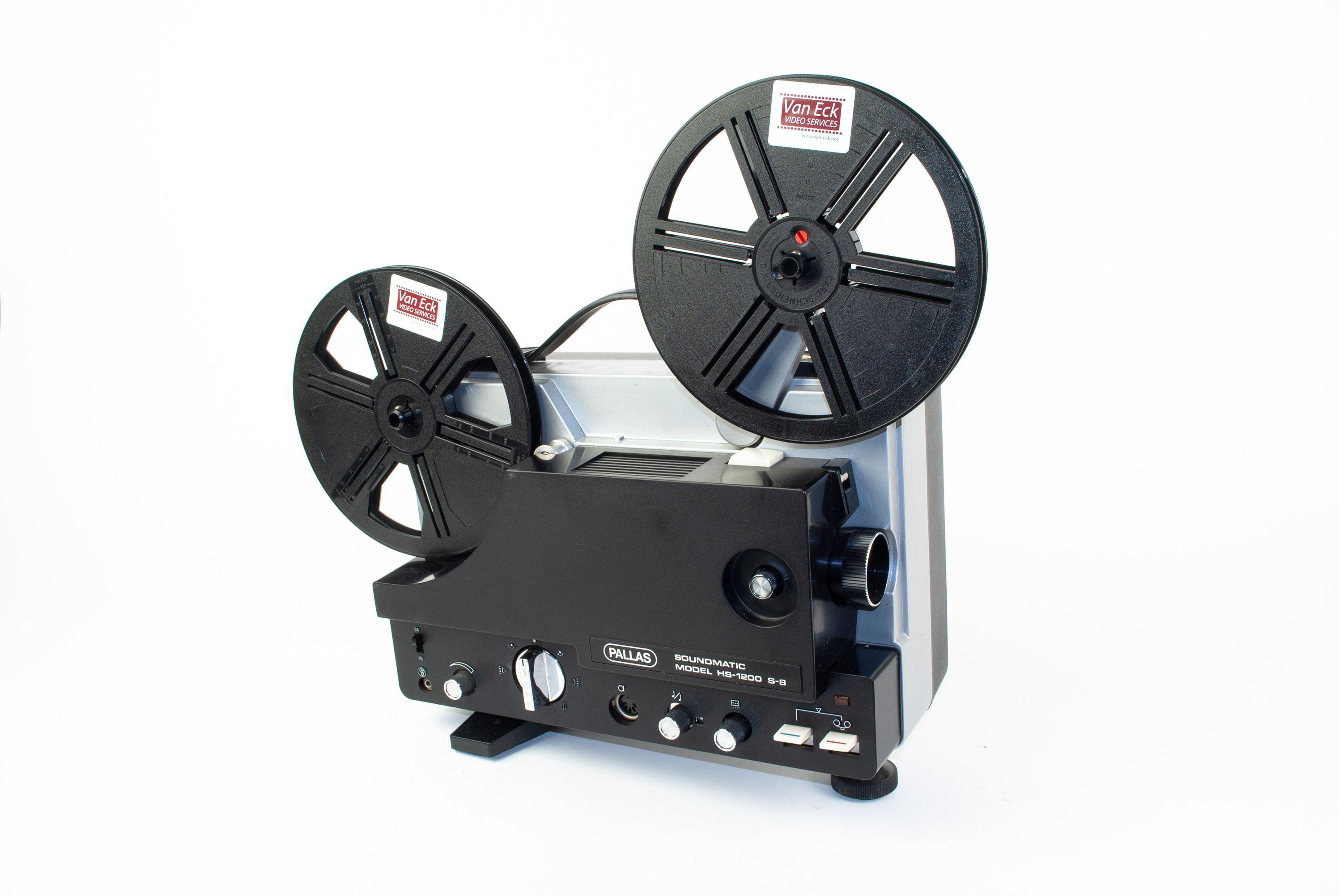 Soundmatic HS-1200 S-8 (model LSP-510)