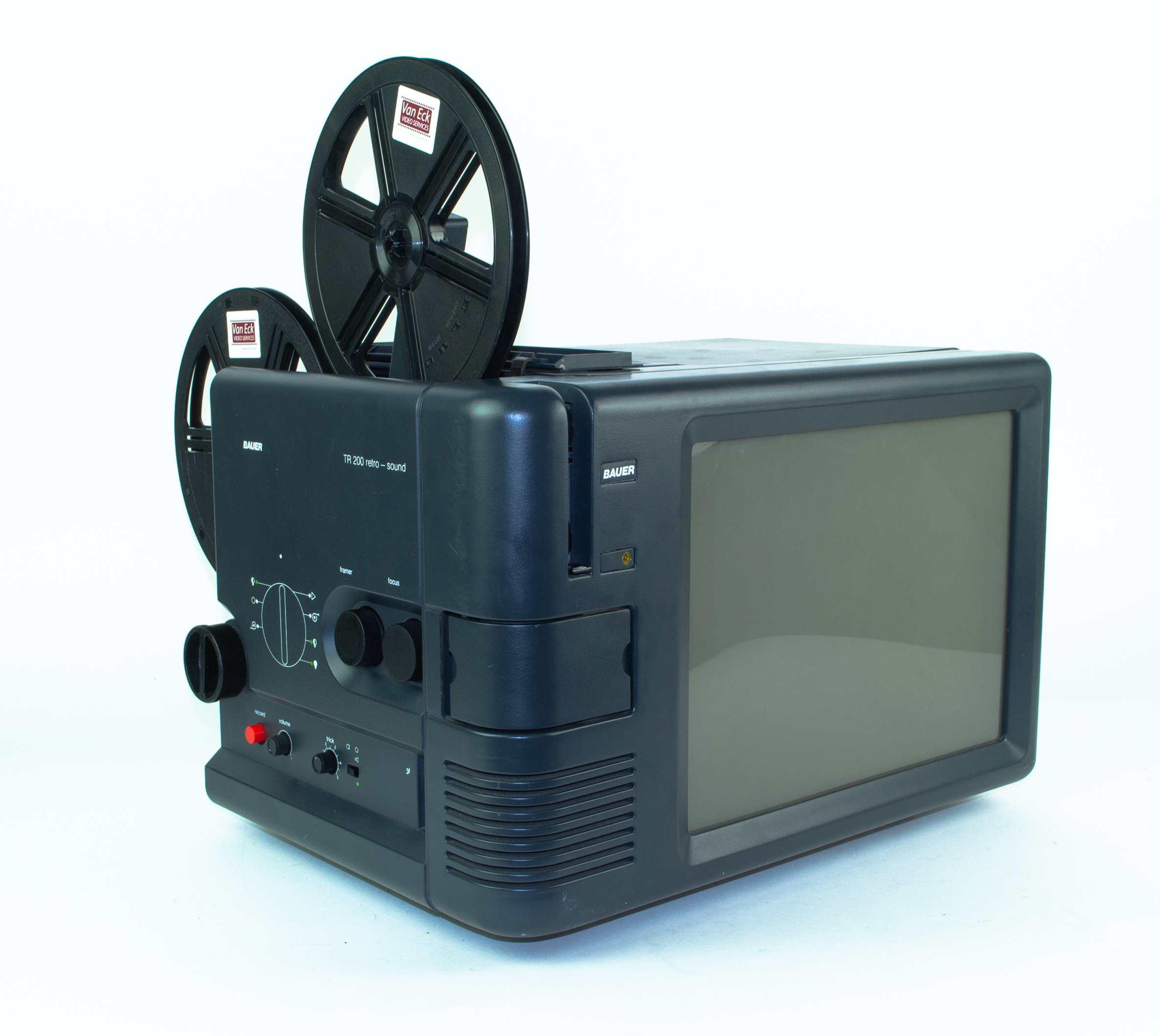TR200 Retro-sound