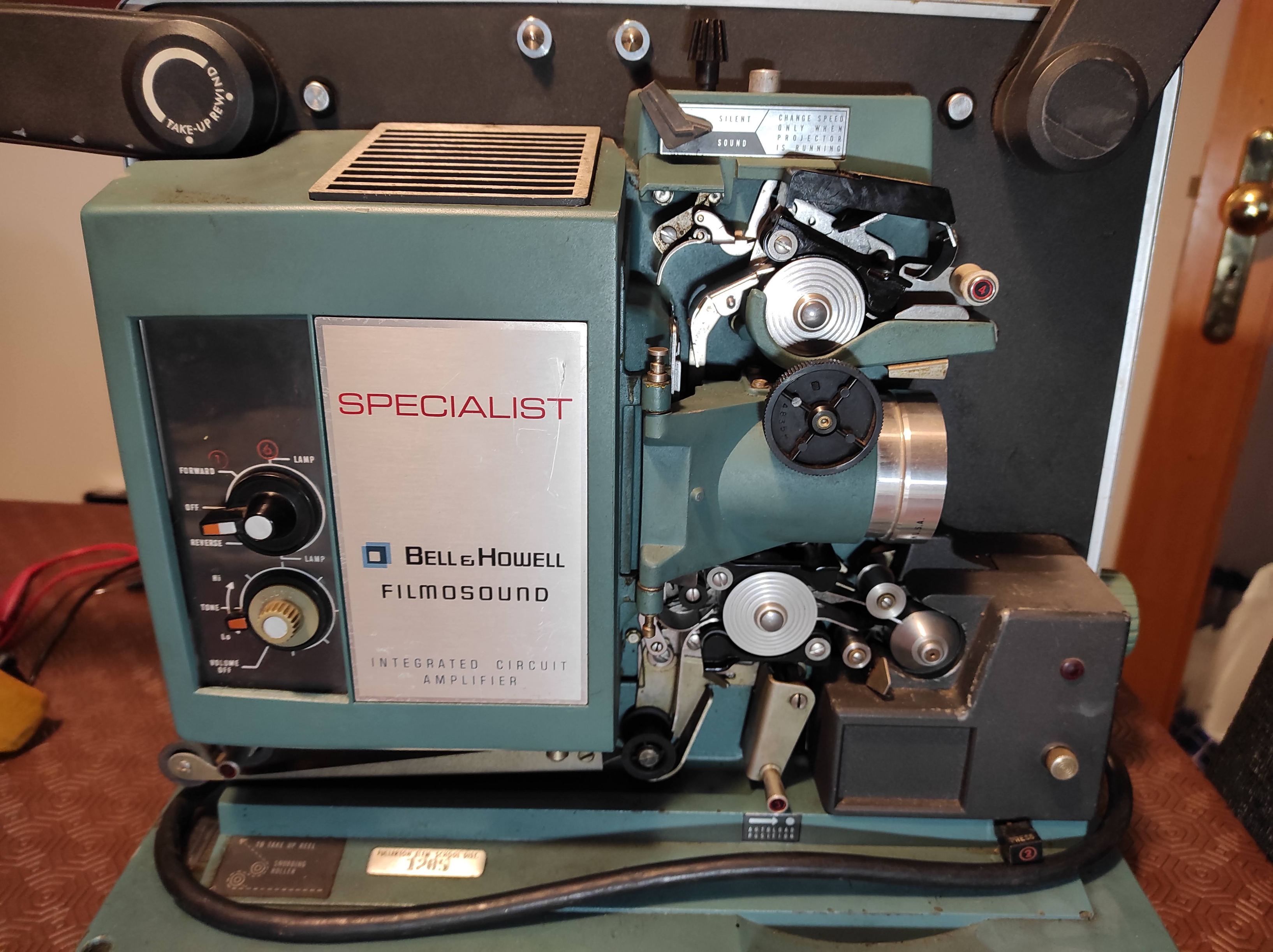 Filmosound 550T
