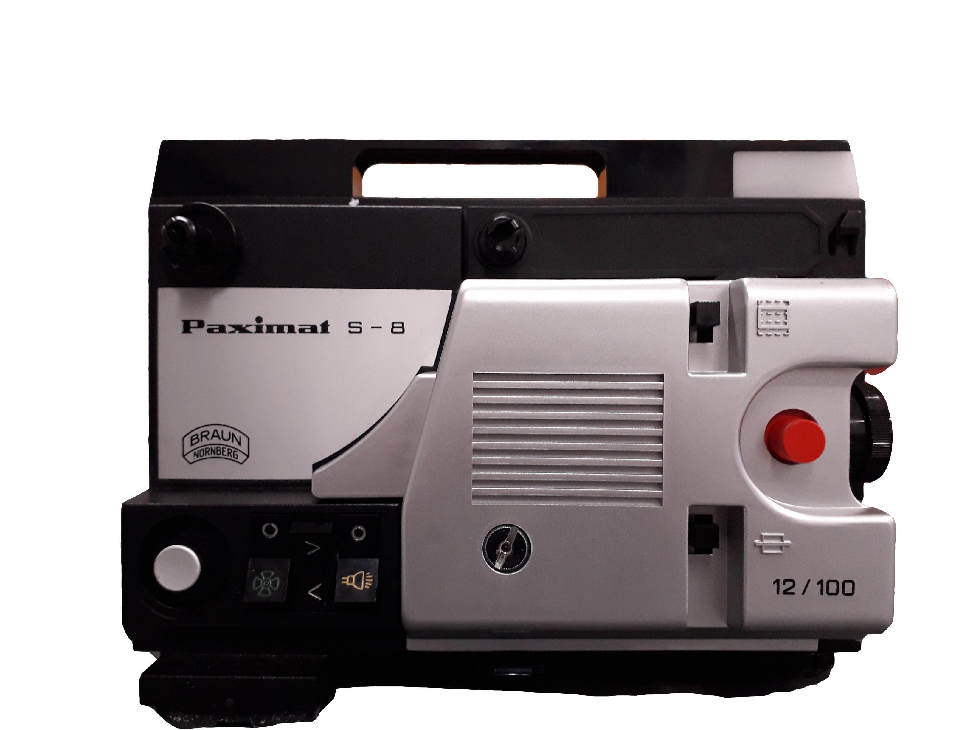 Paximat s-8 12 100 - Model B