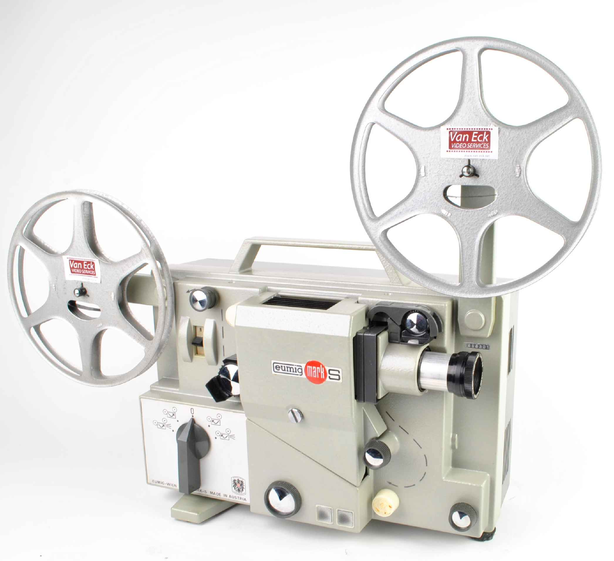 Regular 8mm film