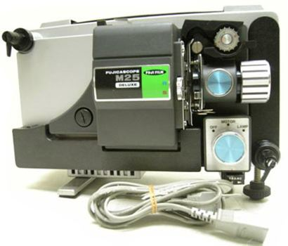 Fujicascope M25 Deluxe