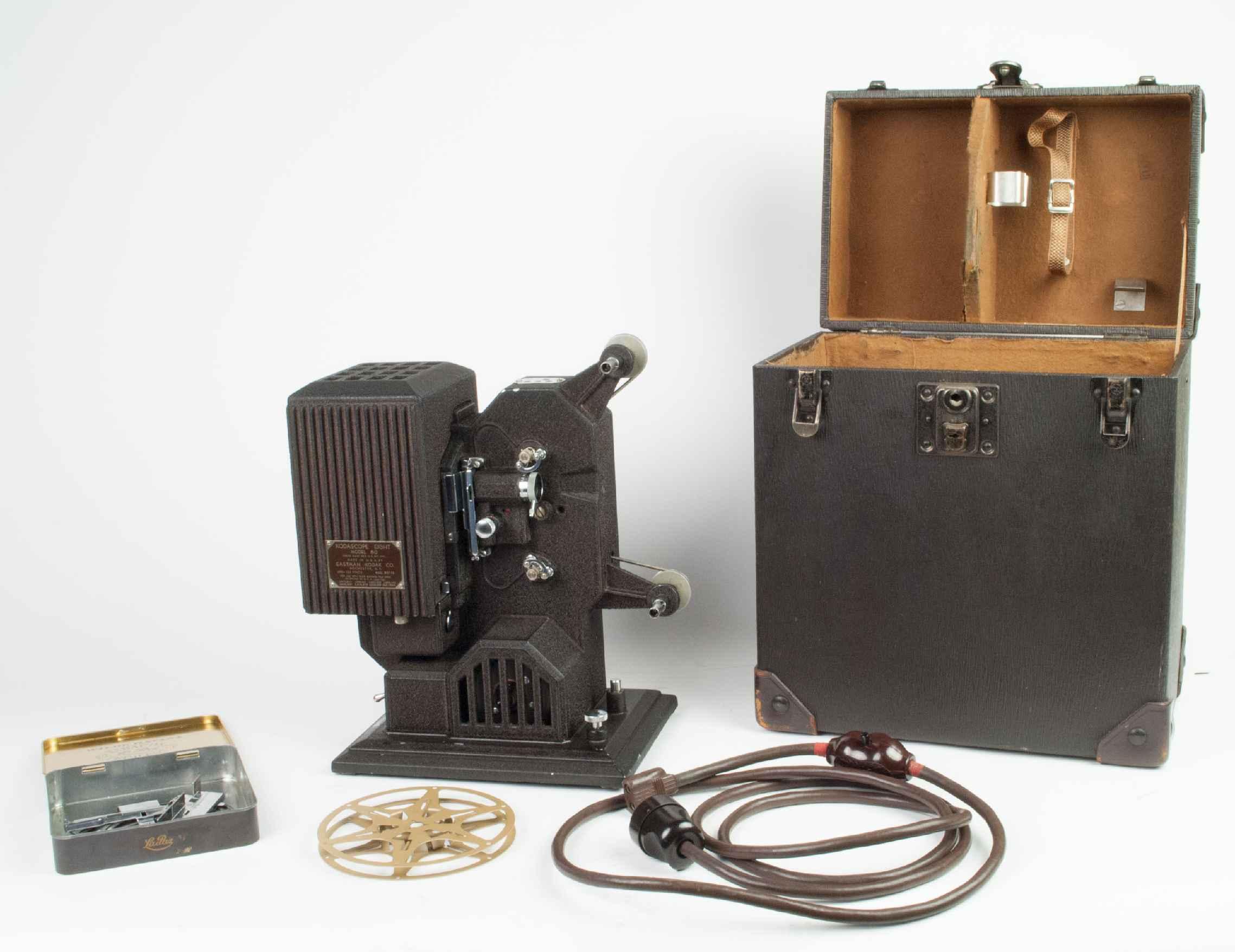 Kodak Kodascope Eight model 80, Film Projectors - Spare ...