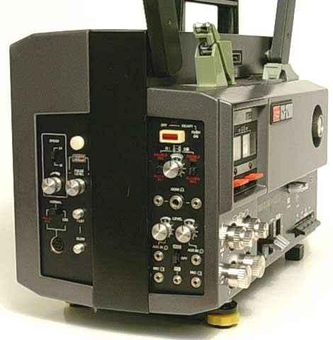 elmo gs 1200 xenon filmprojectoren onderdelen en informatie van eck video services. Black Bedroom Furniture Sets. Home Design Ideas