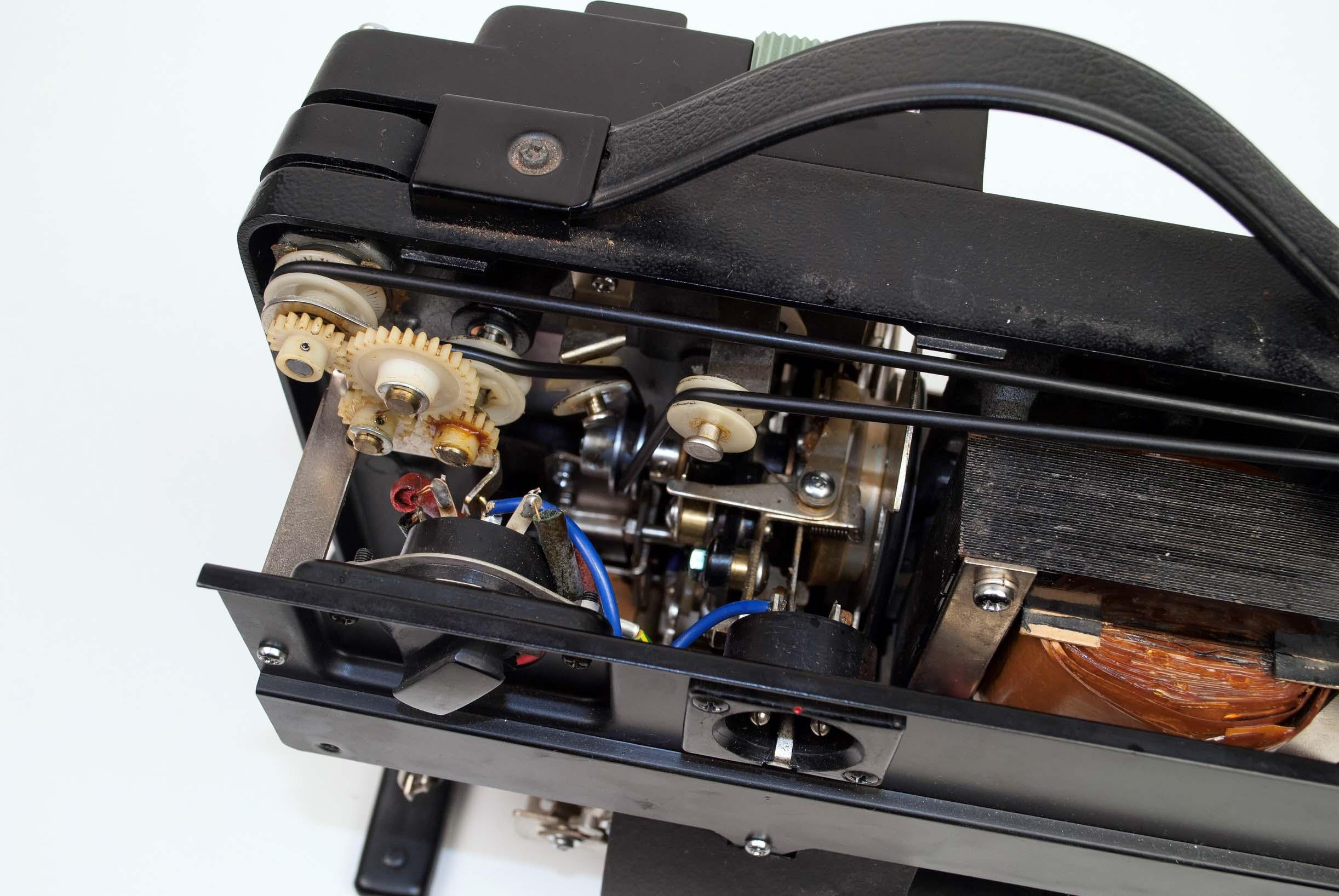 elmo vp a film projectors spare parts and information van eck video services. Black Bedroom Furniture Sets. Home Design Ideas