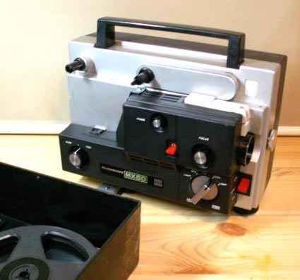 Fujicascope MX-50