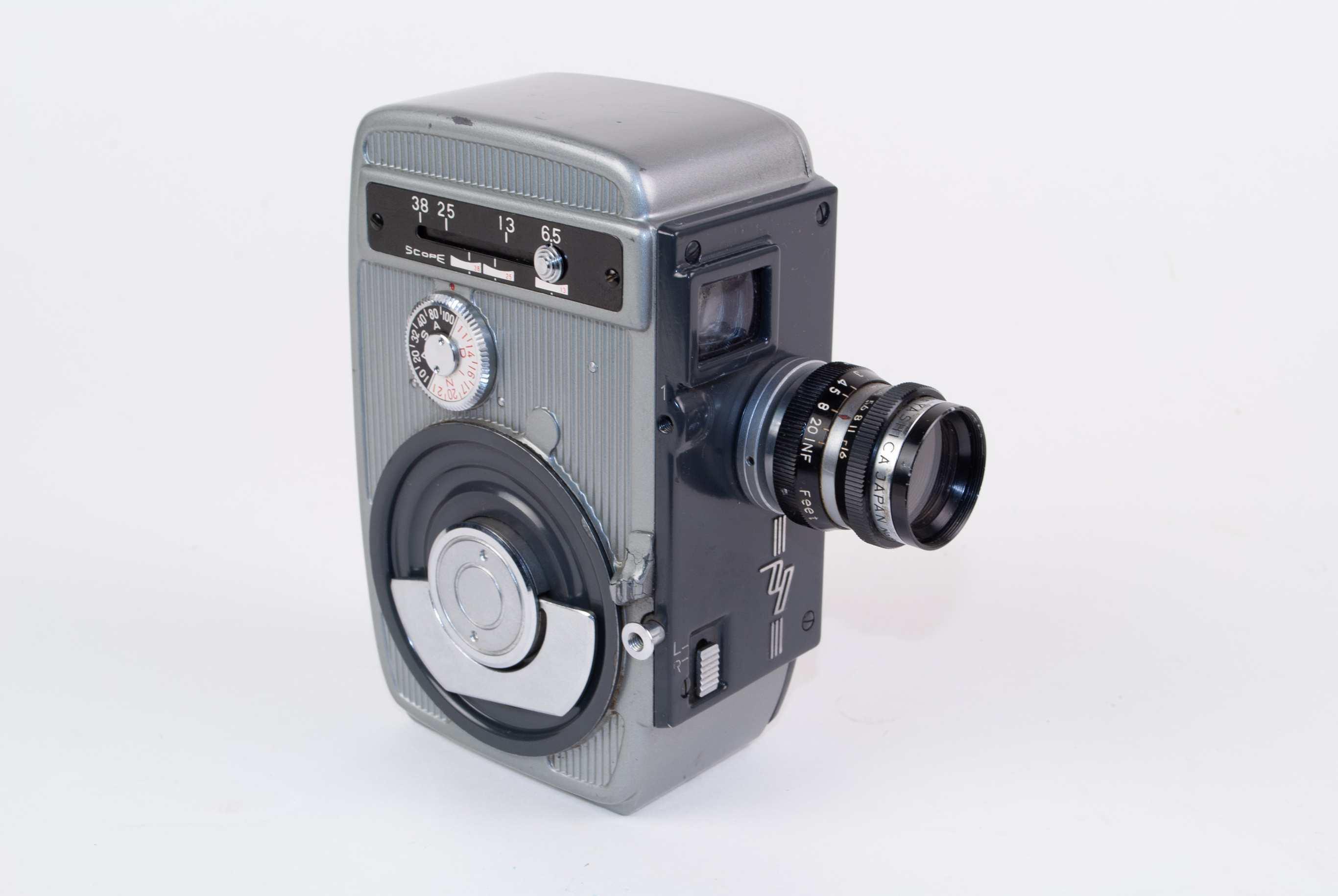 8 regular8 film camera