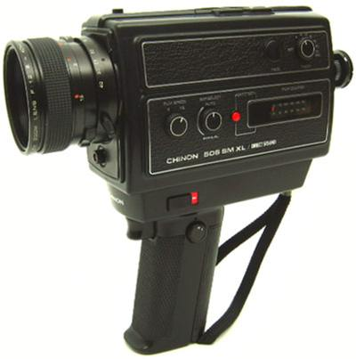 Chinon 506 SM XL - Direct Sound