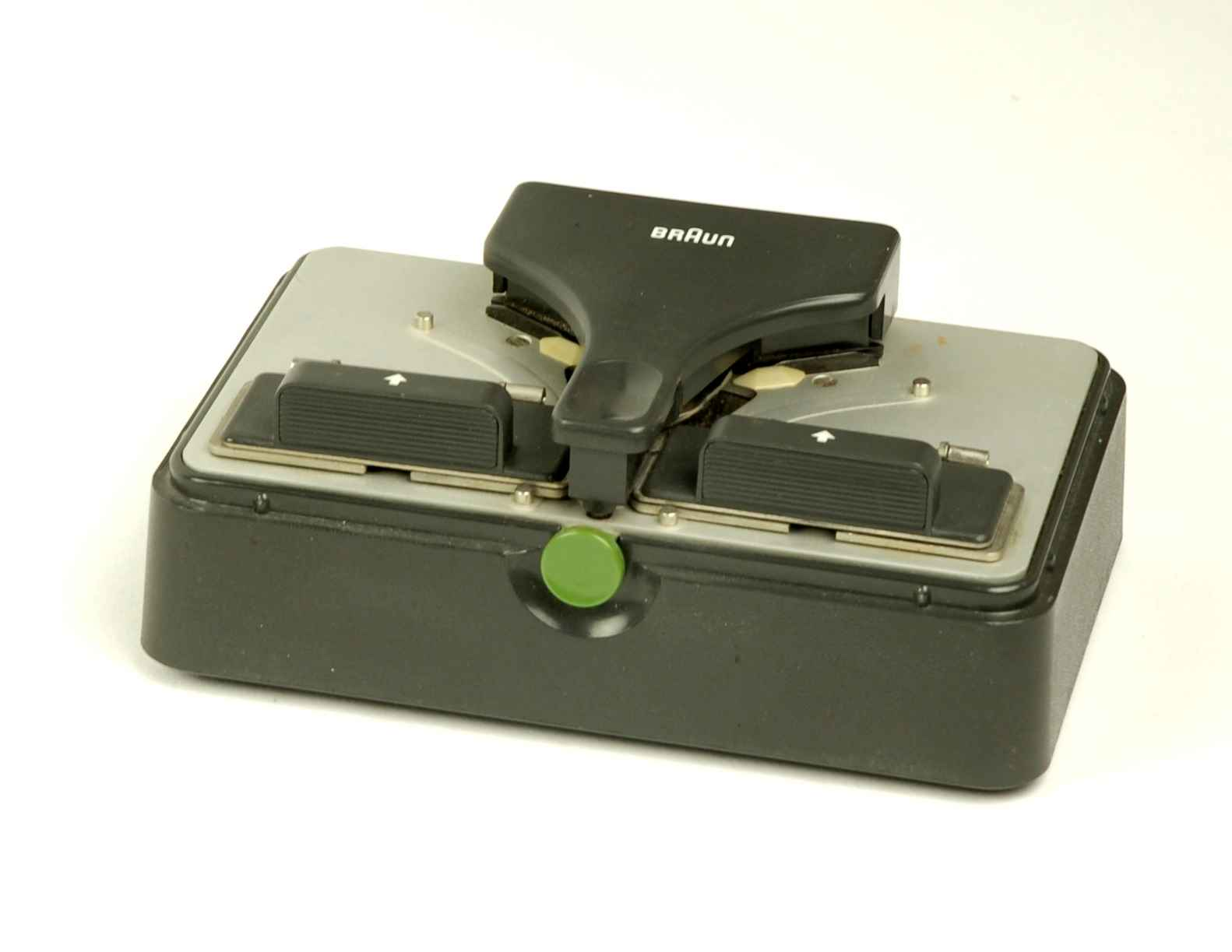Braun FK1 (single8 and super8) motorized splicer (used)