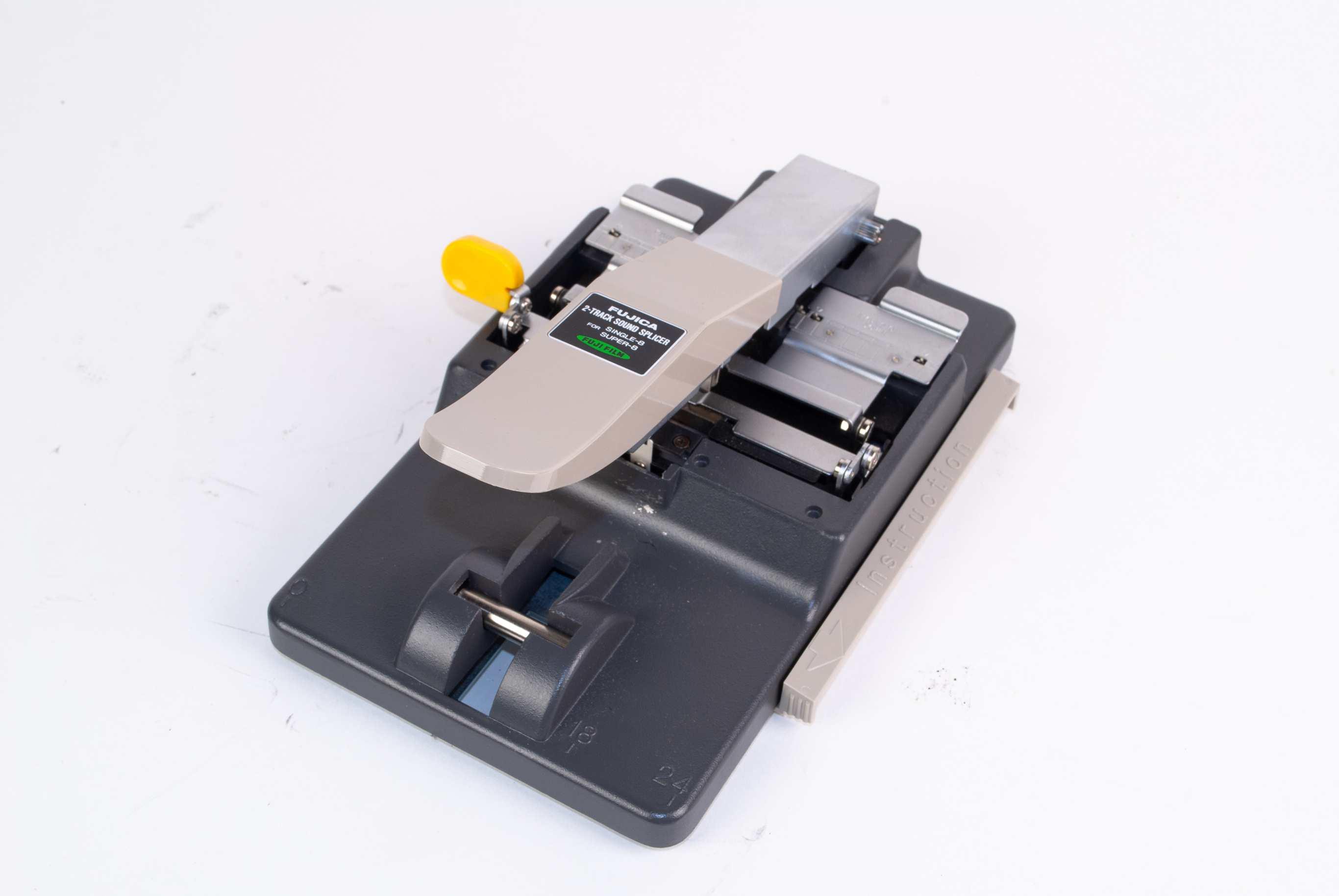 Fujica 2-Track sound splicer