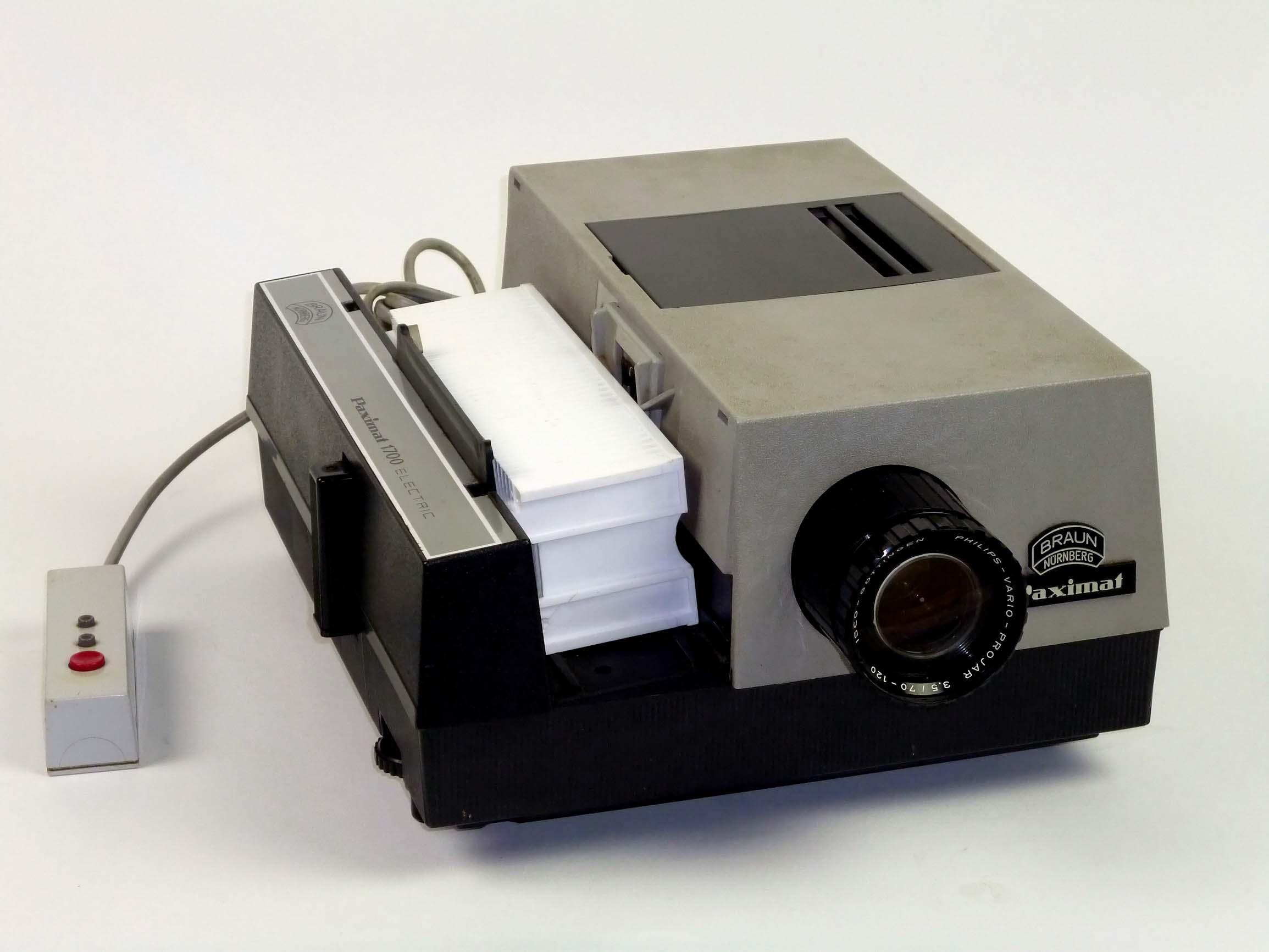 Braun Paximat 1700 Electric  (gebruikt)