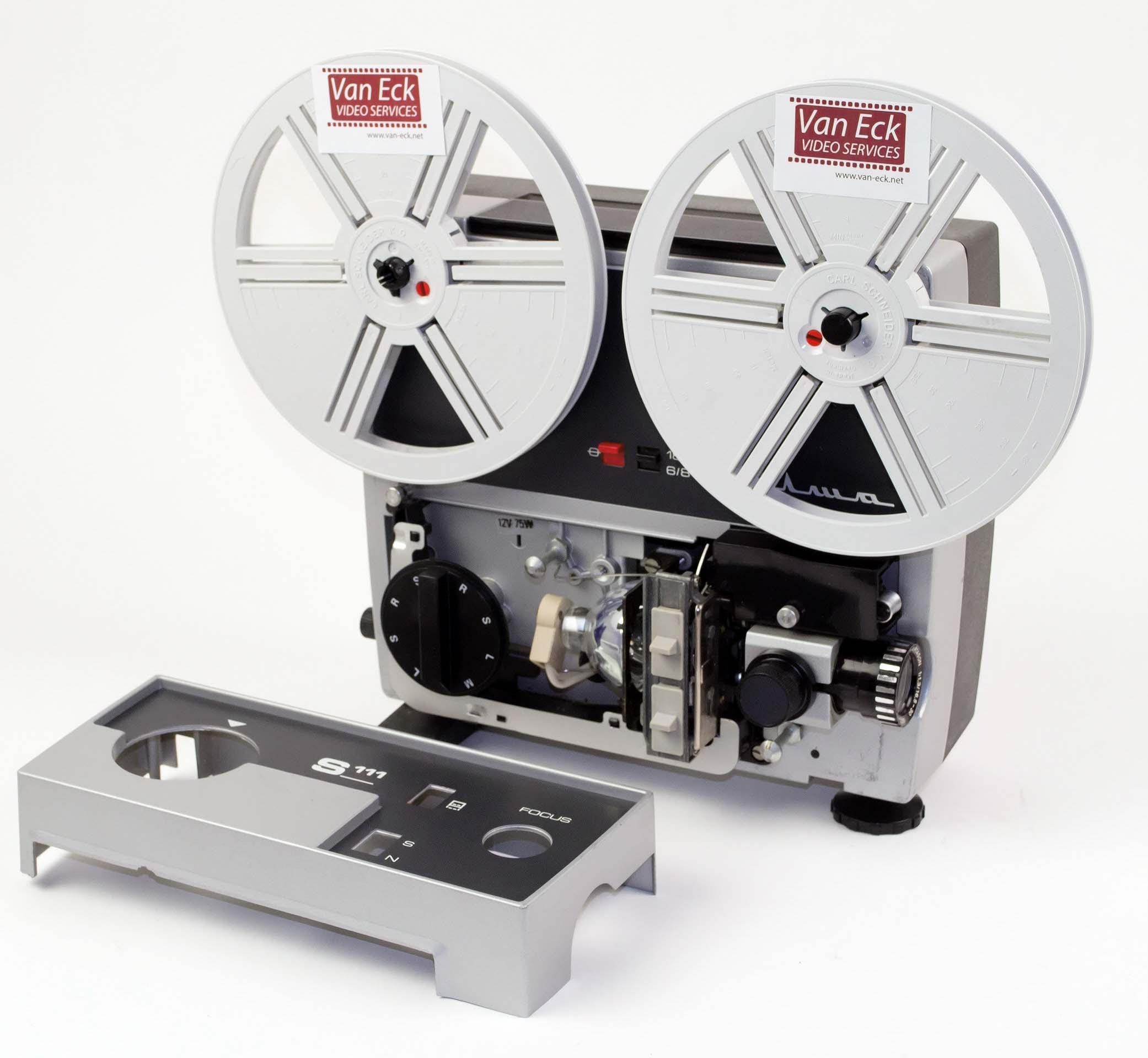 silma s111  filmprojectoren