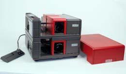 Sound II slide projector
