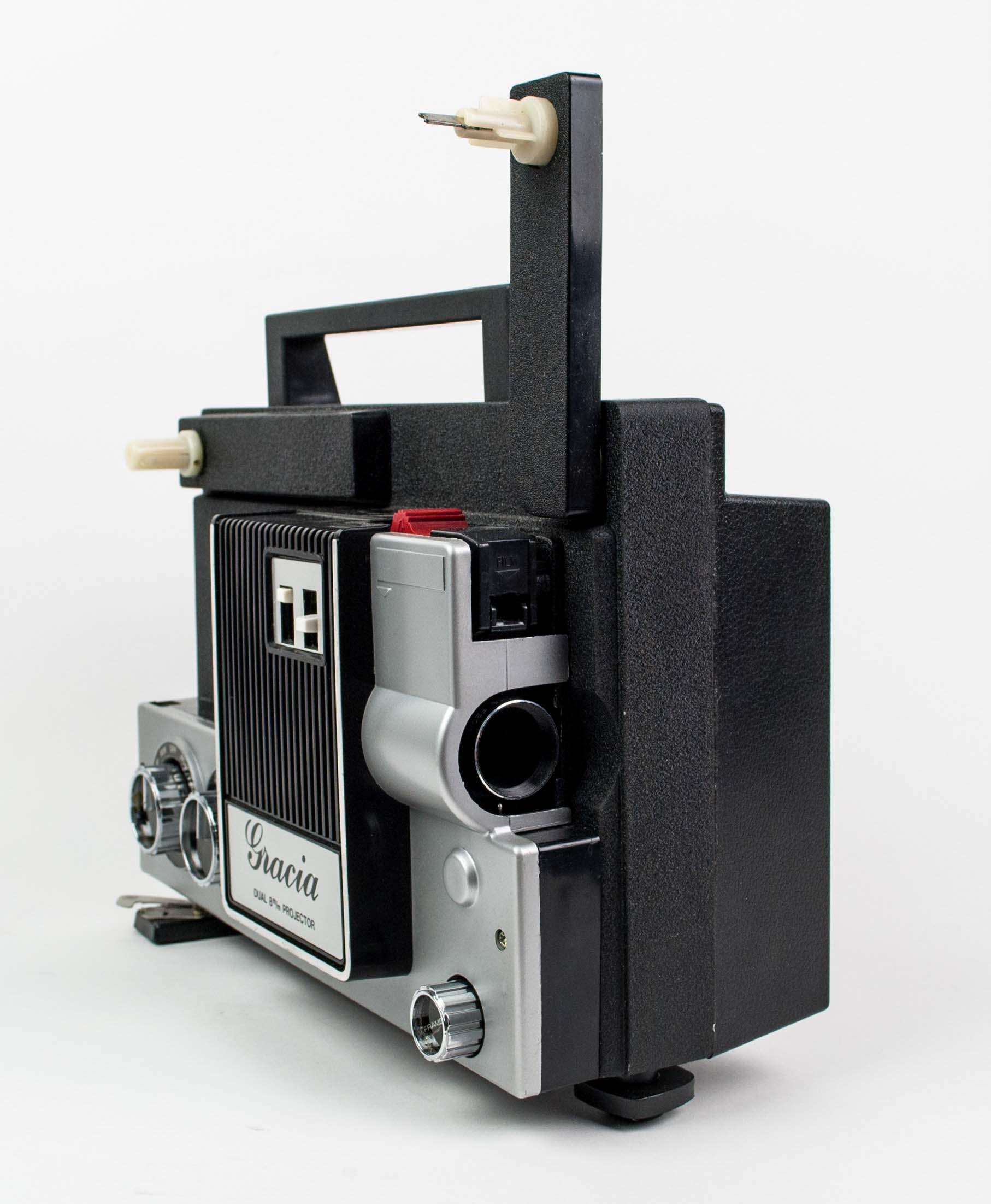 Dual 8mm projector