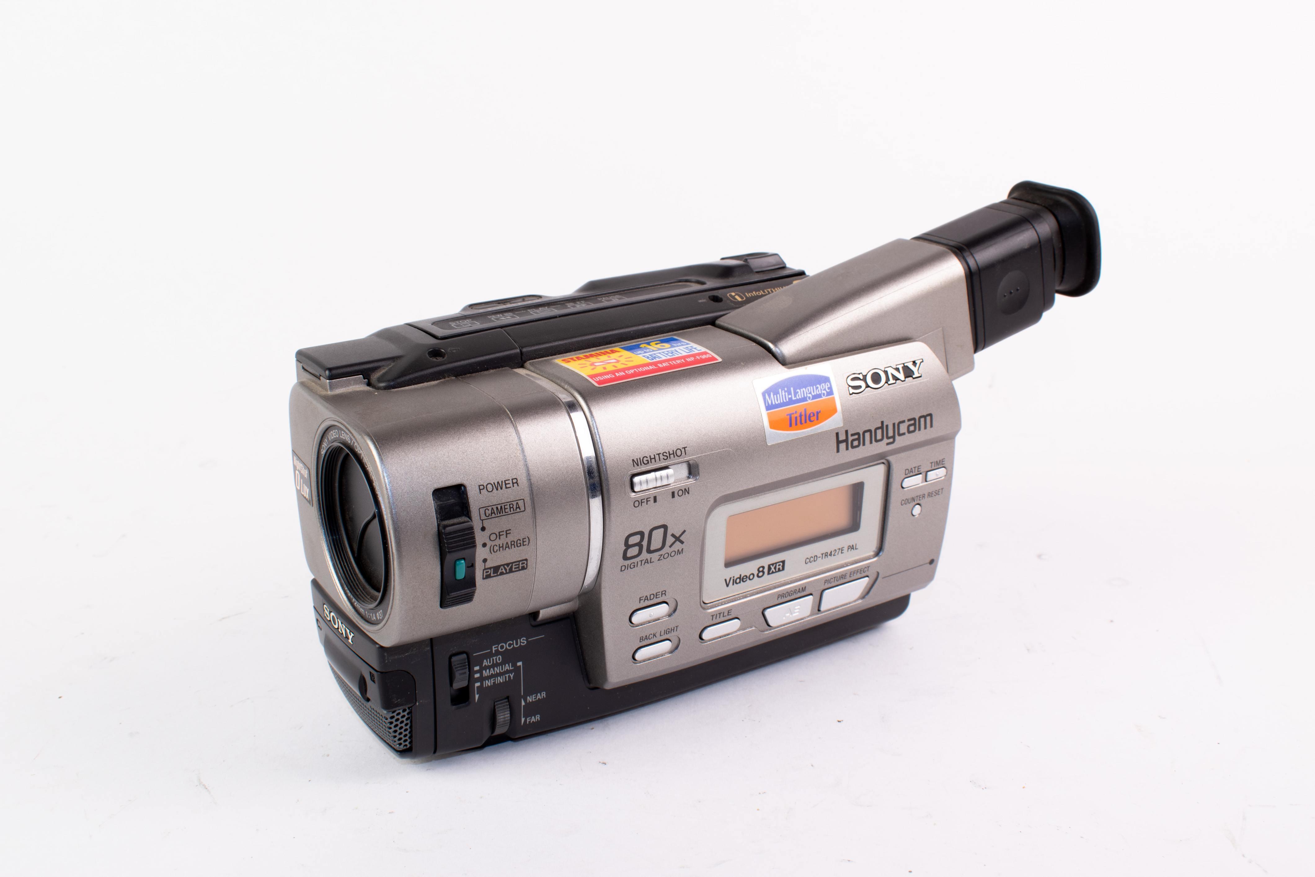 CCD-TR427E