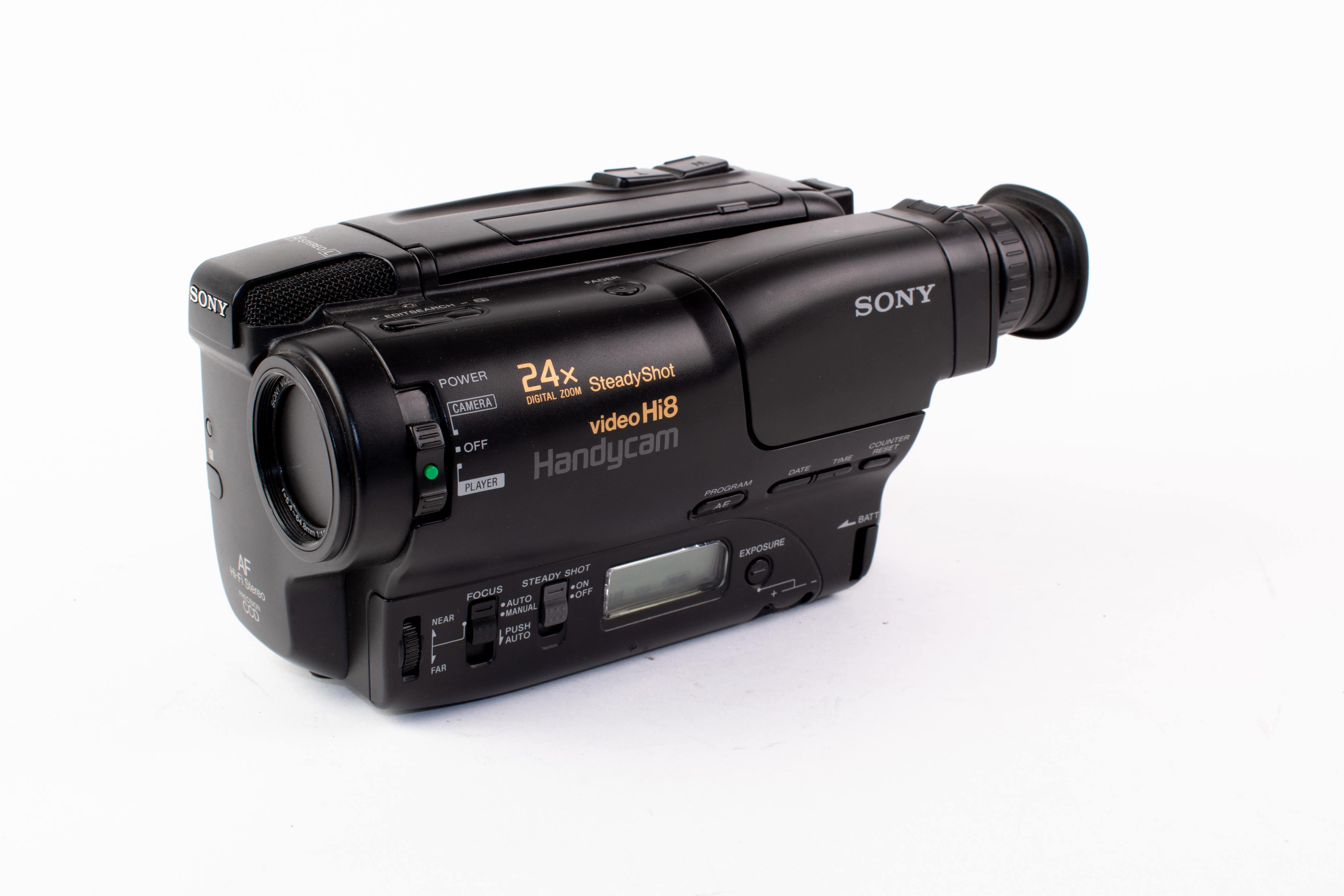 CCD-TRV-750E