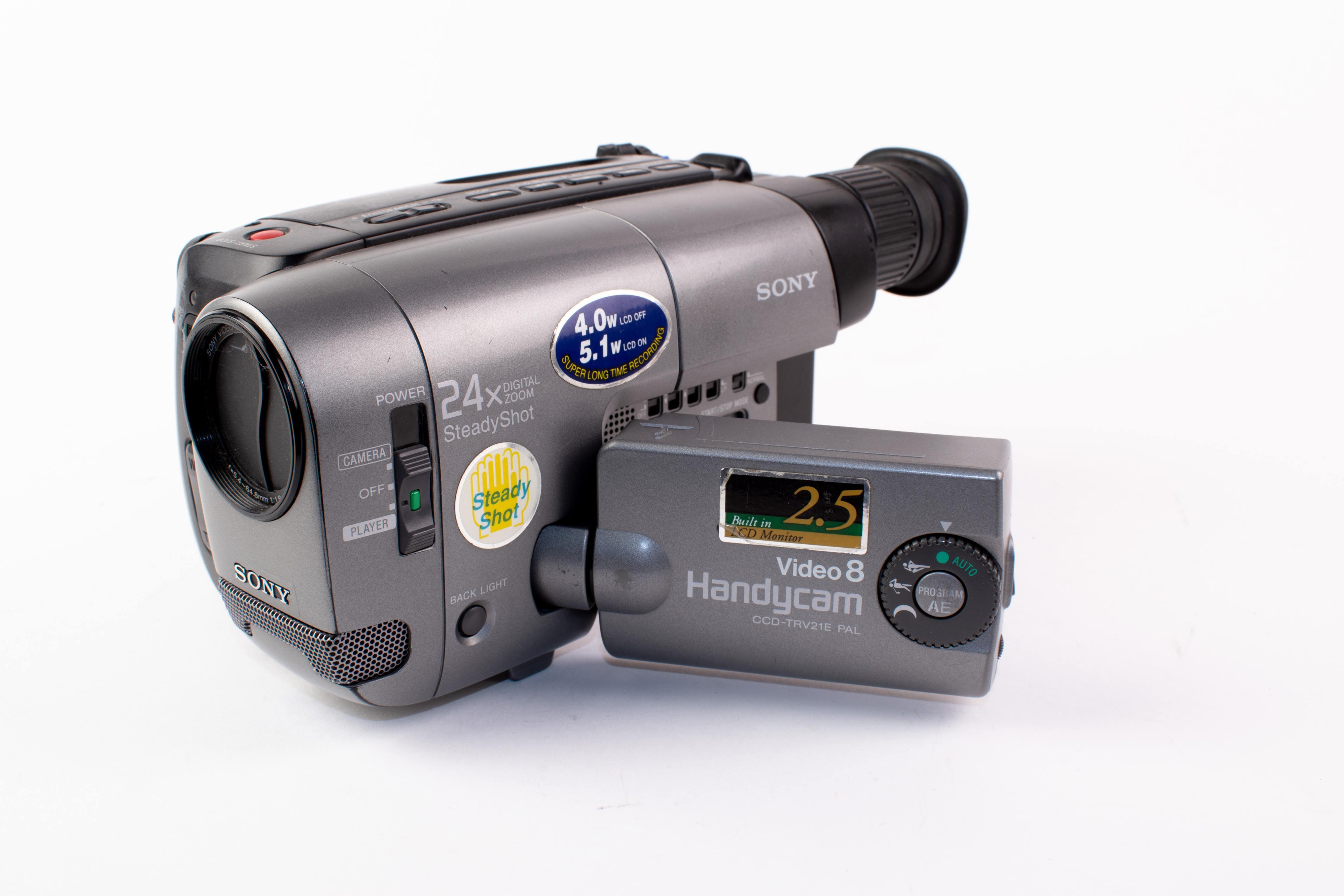 CCD-TRV21E