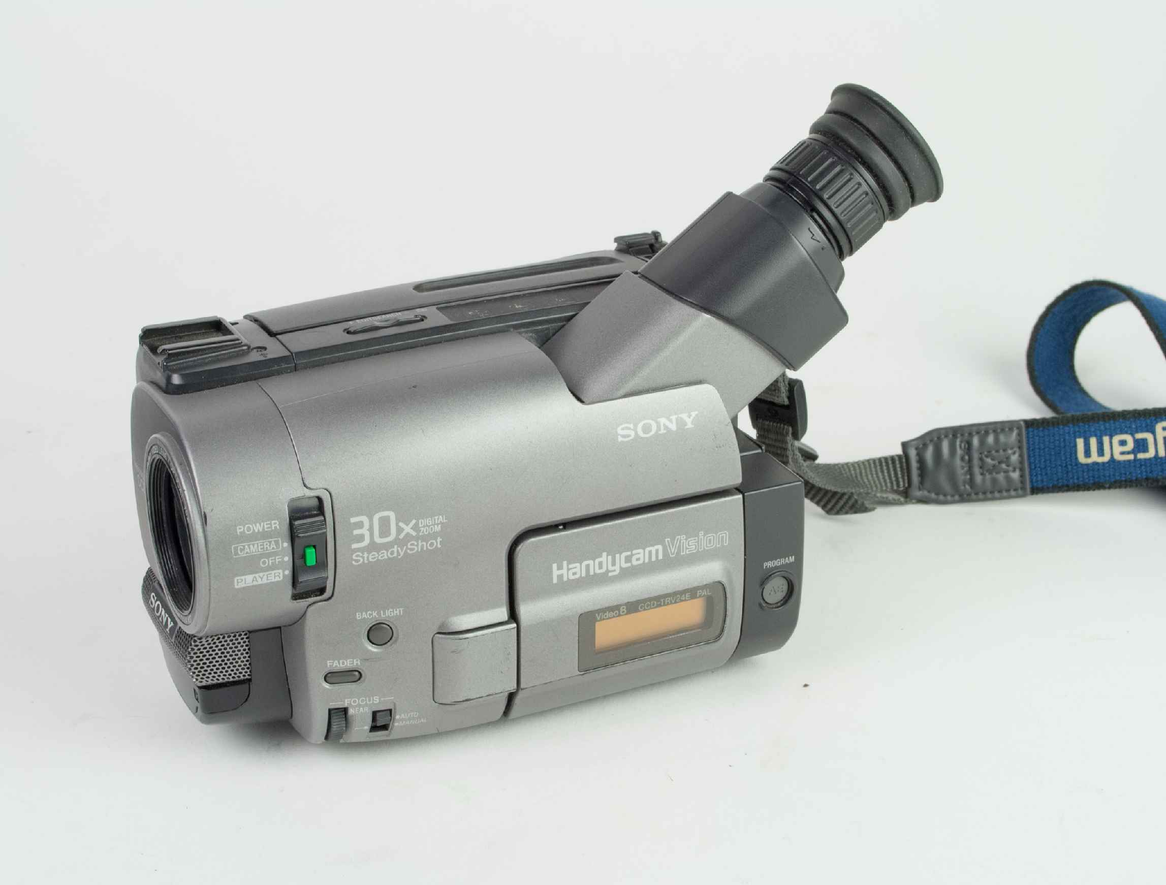 Sony CCD-TRV24E (video8) (used)