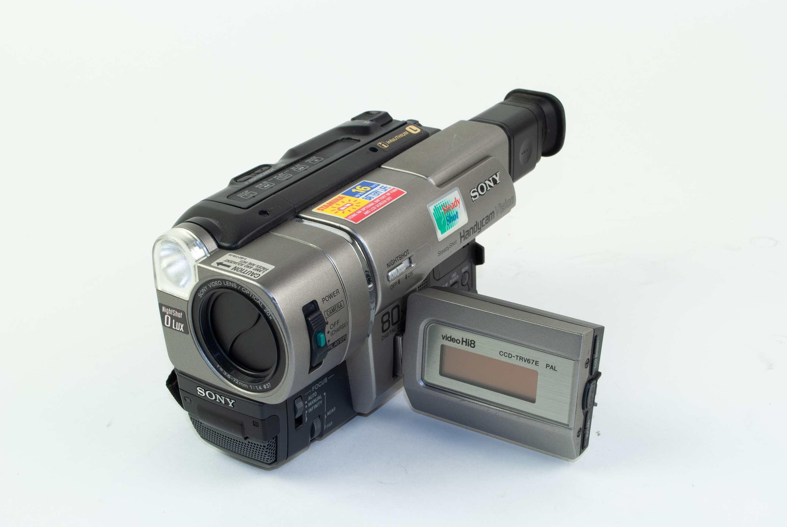 CCD-TRV67E