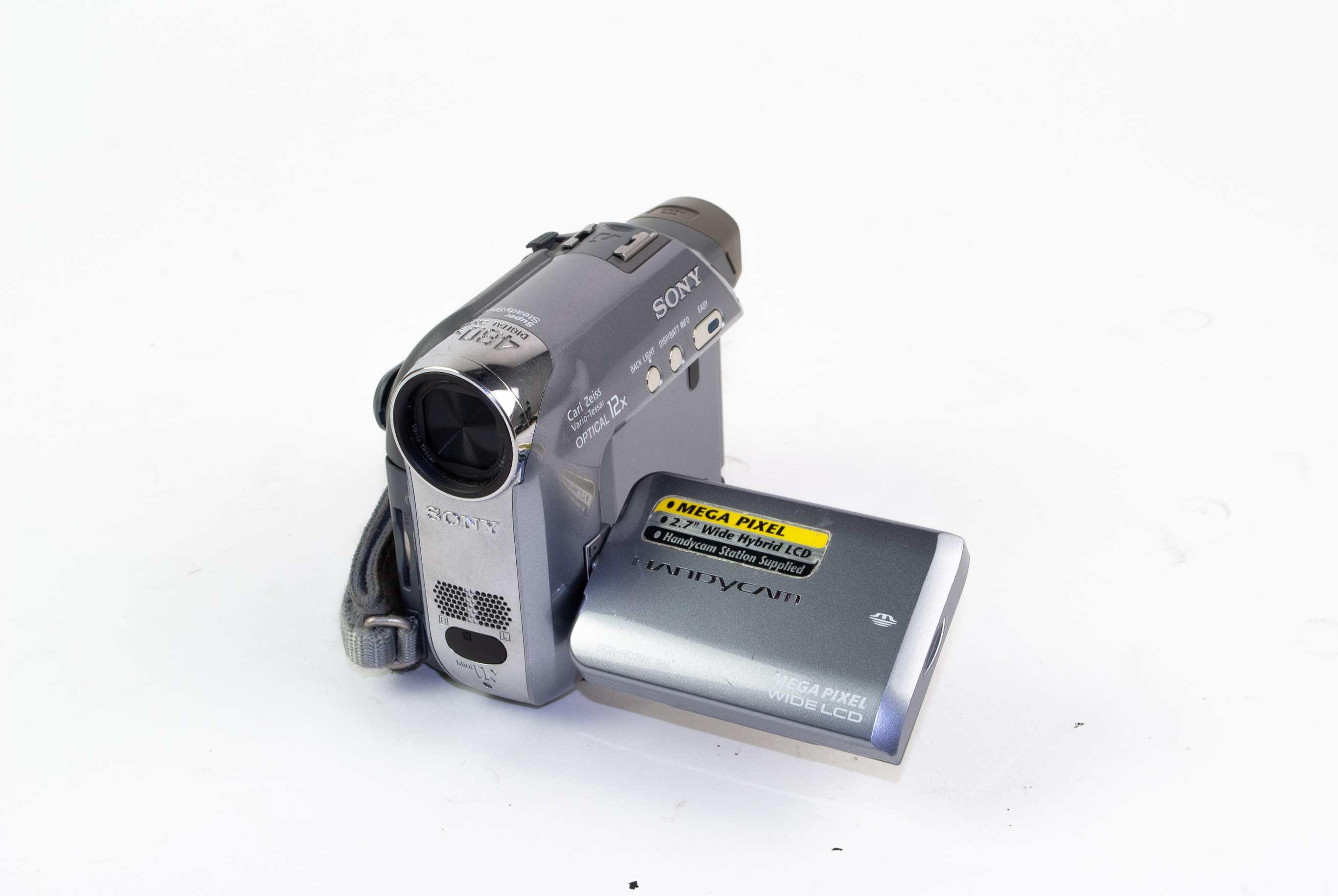 Sony DCR-HC39E PAL (minidv) (gebruikt)