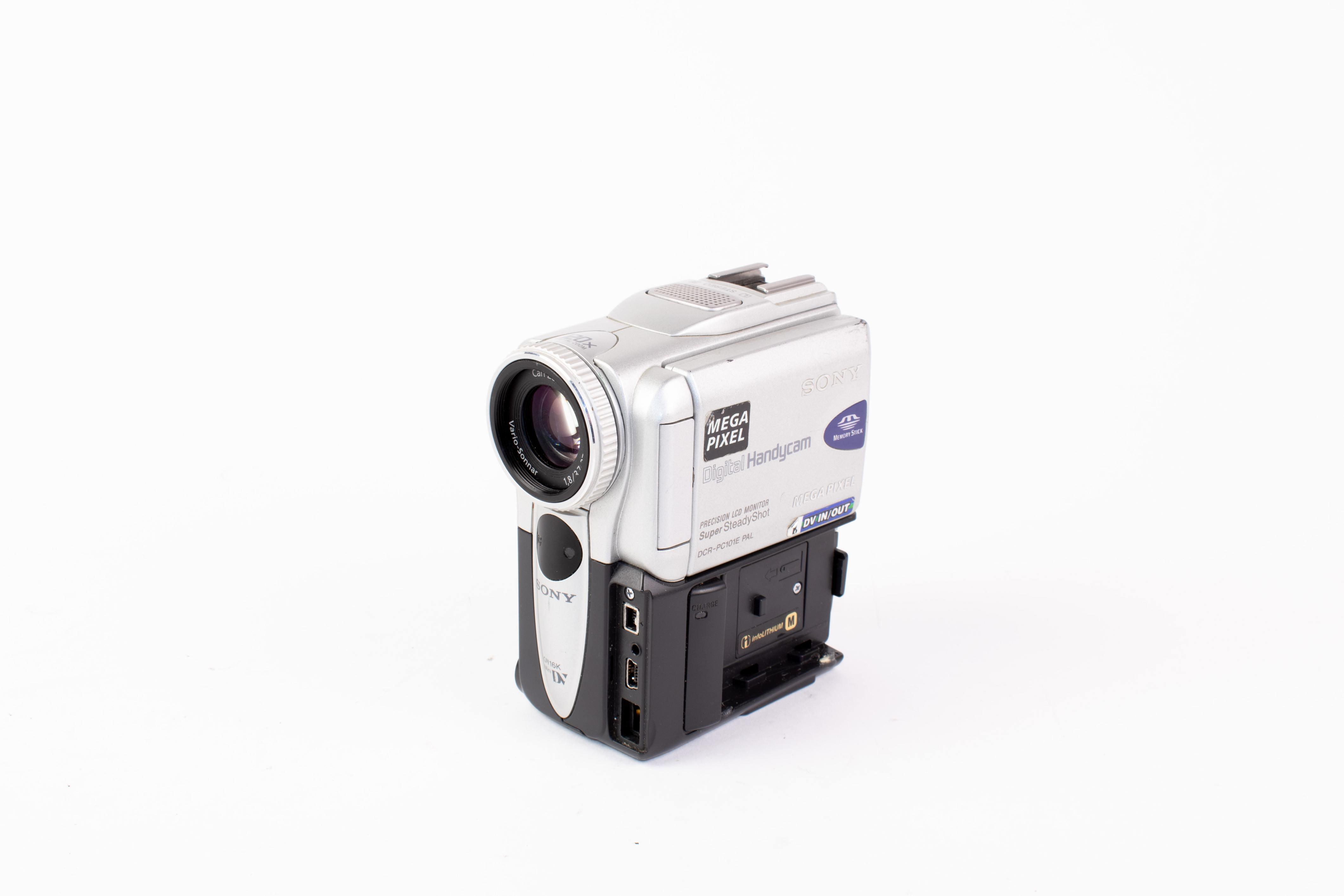 DCR-PC101E