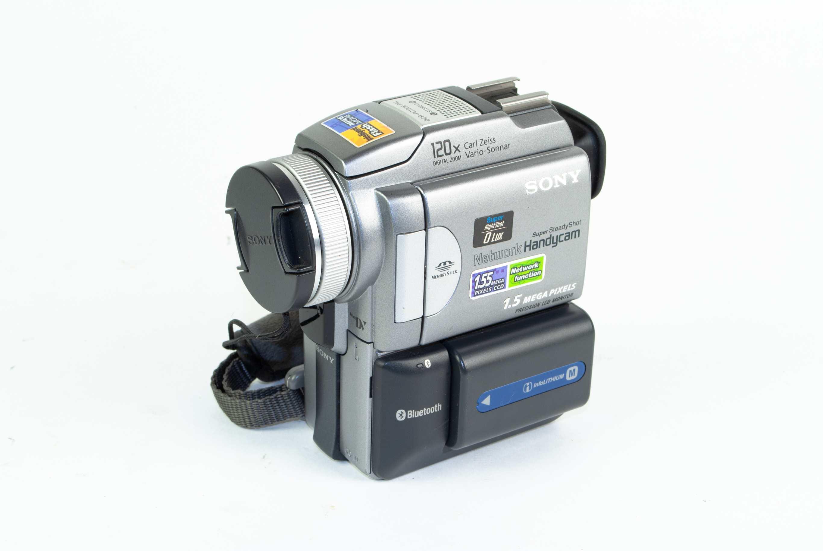 DCR-PC120E