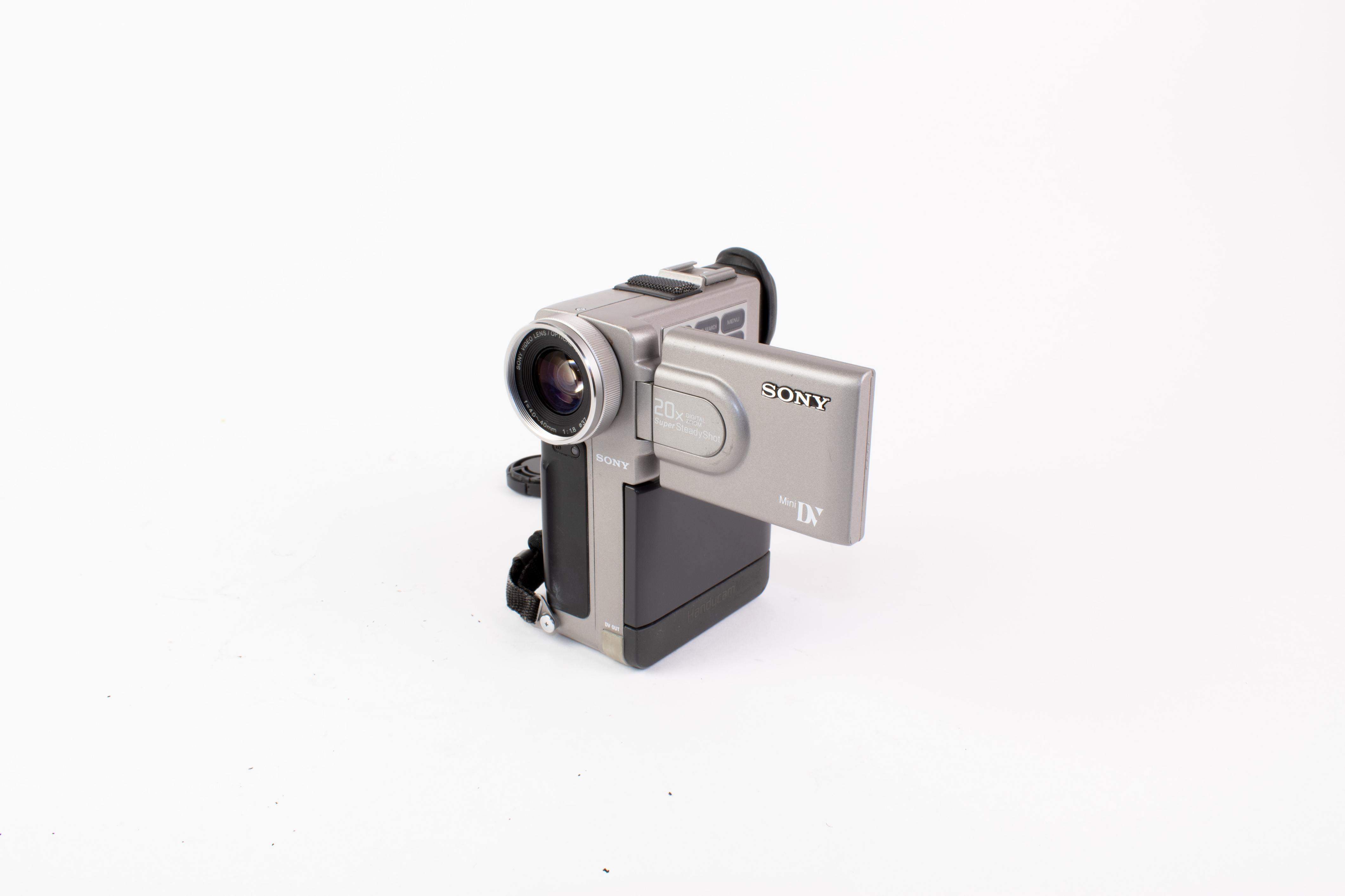 DCR-PC7E (minidv)
