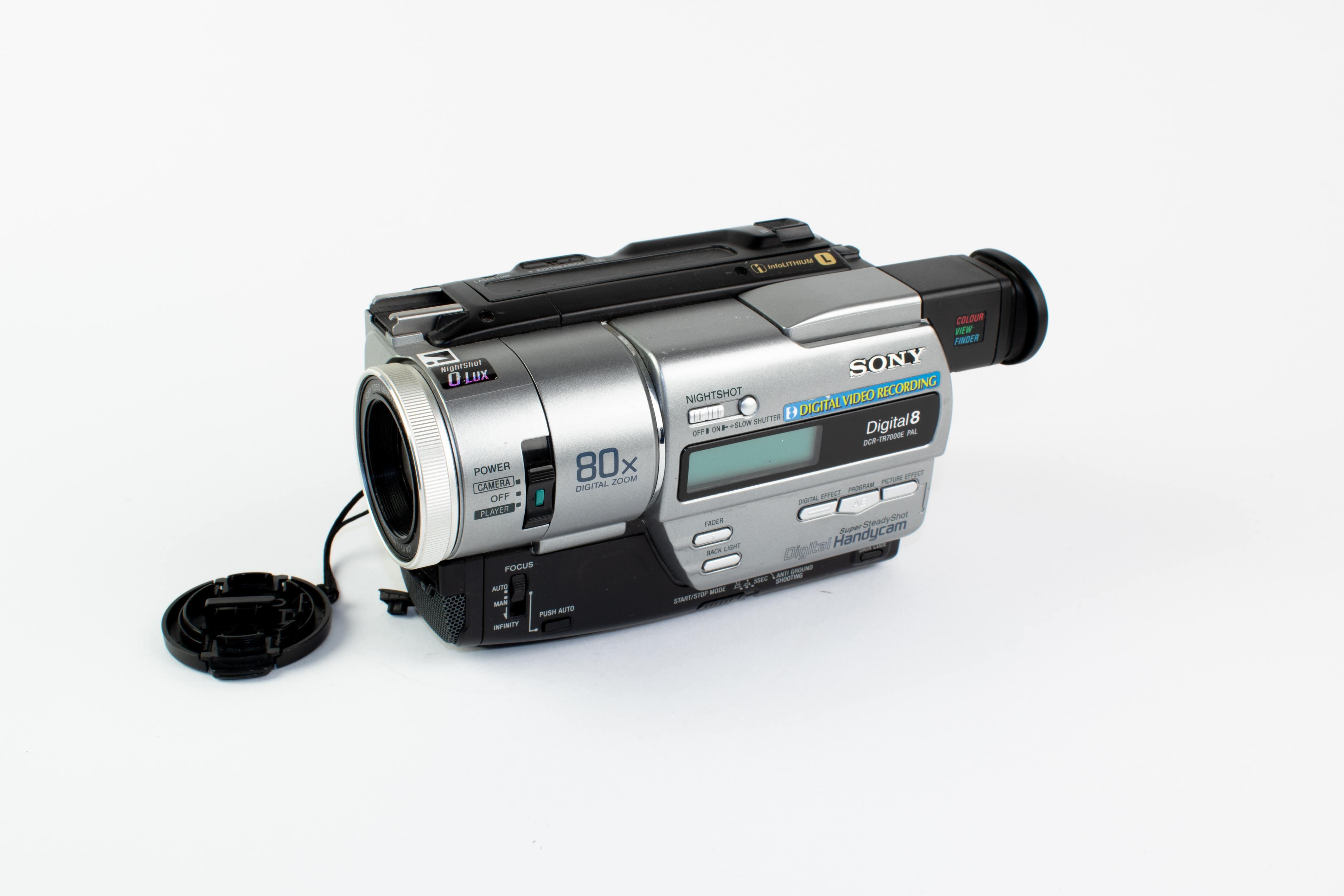 DCR-TR7000E PAL