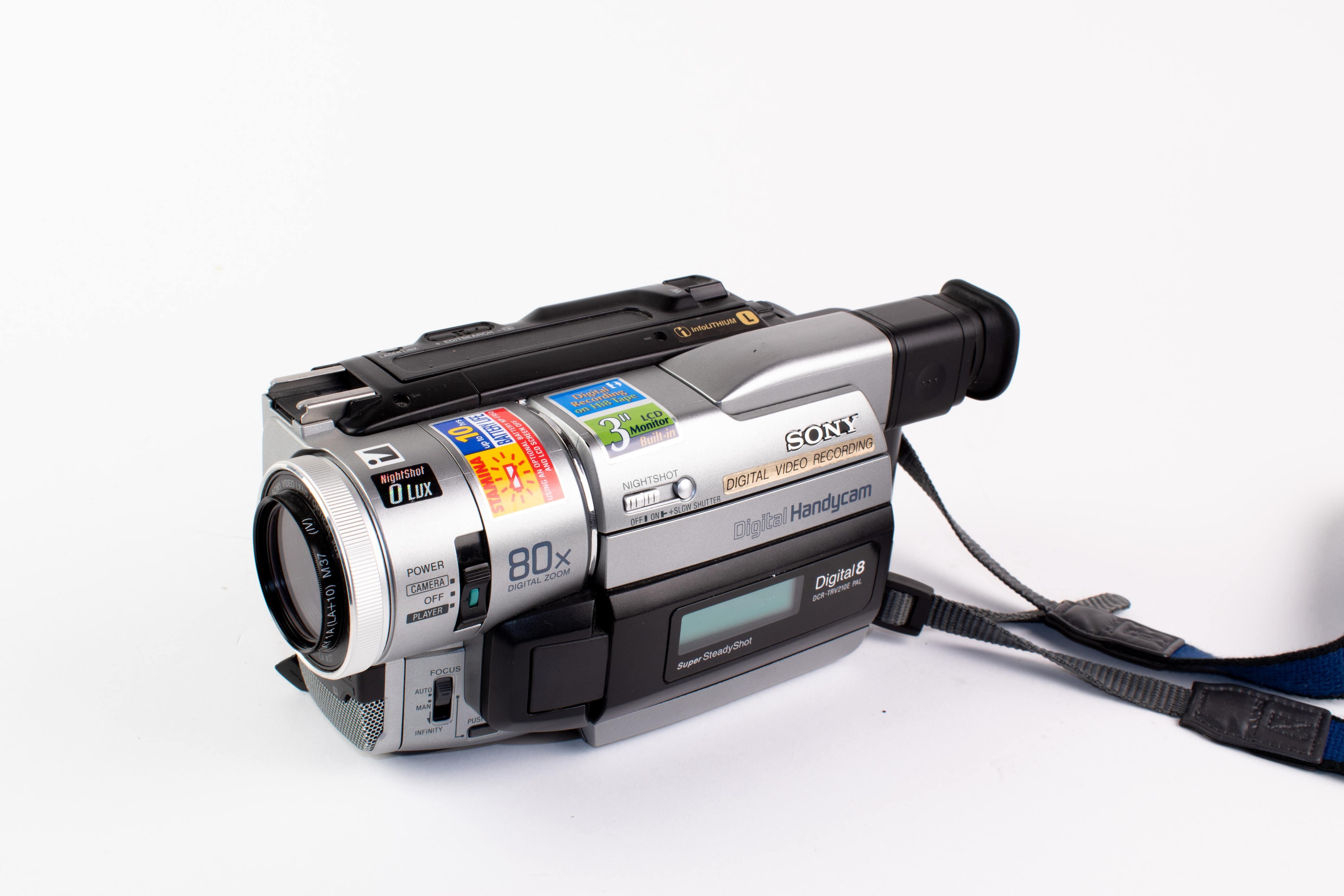 DCR-TRV210E