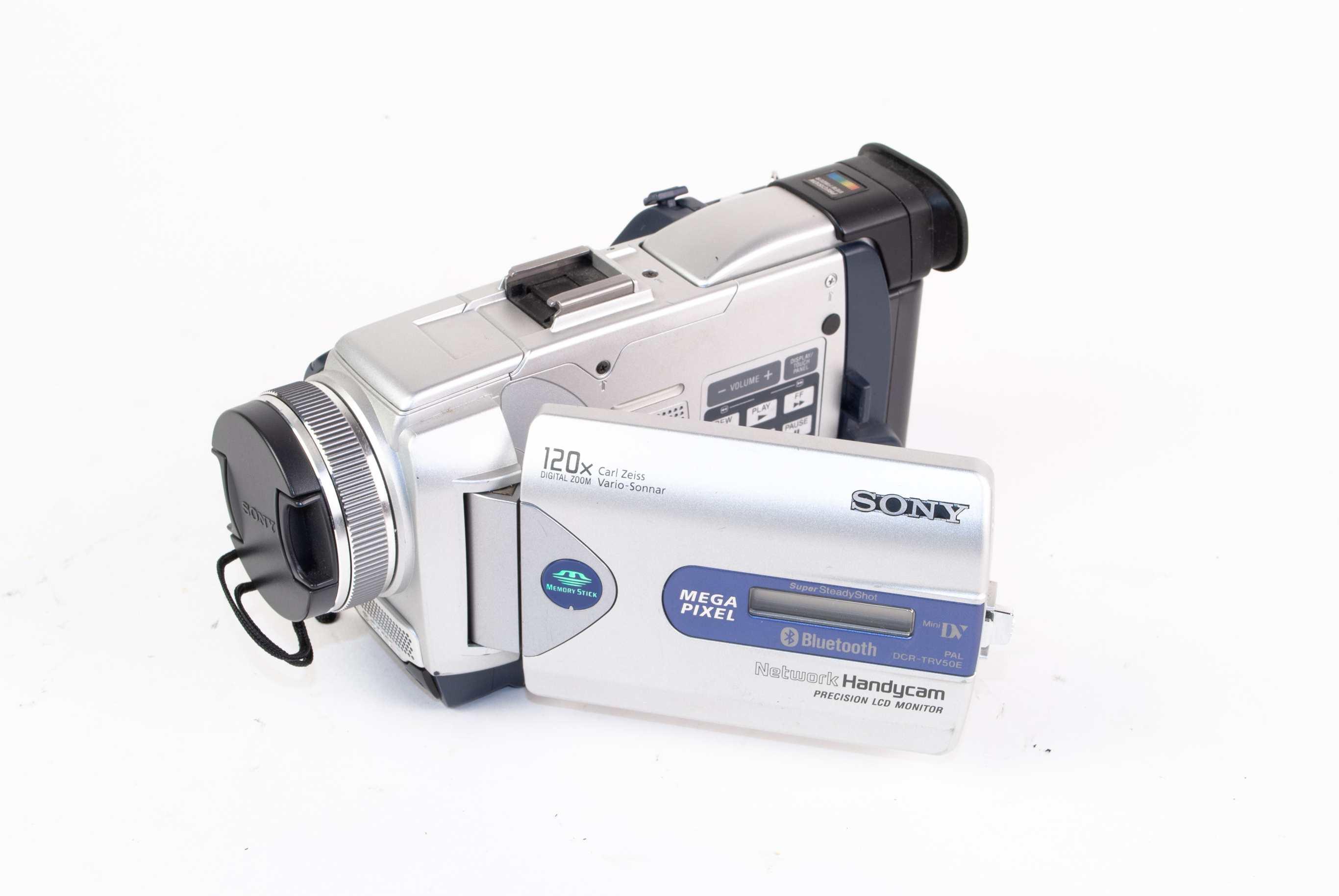 DCR-TRV50E
