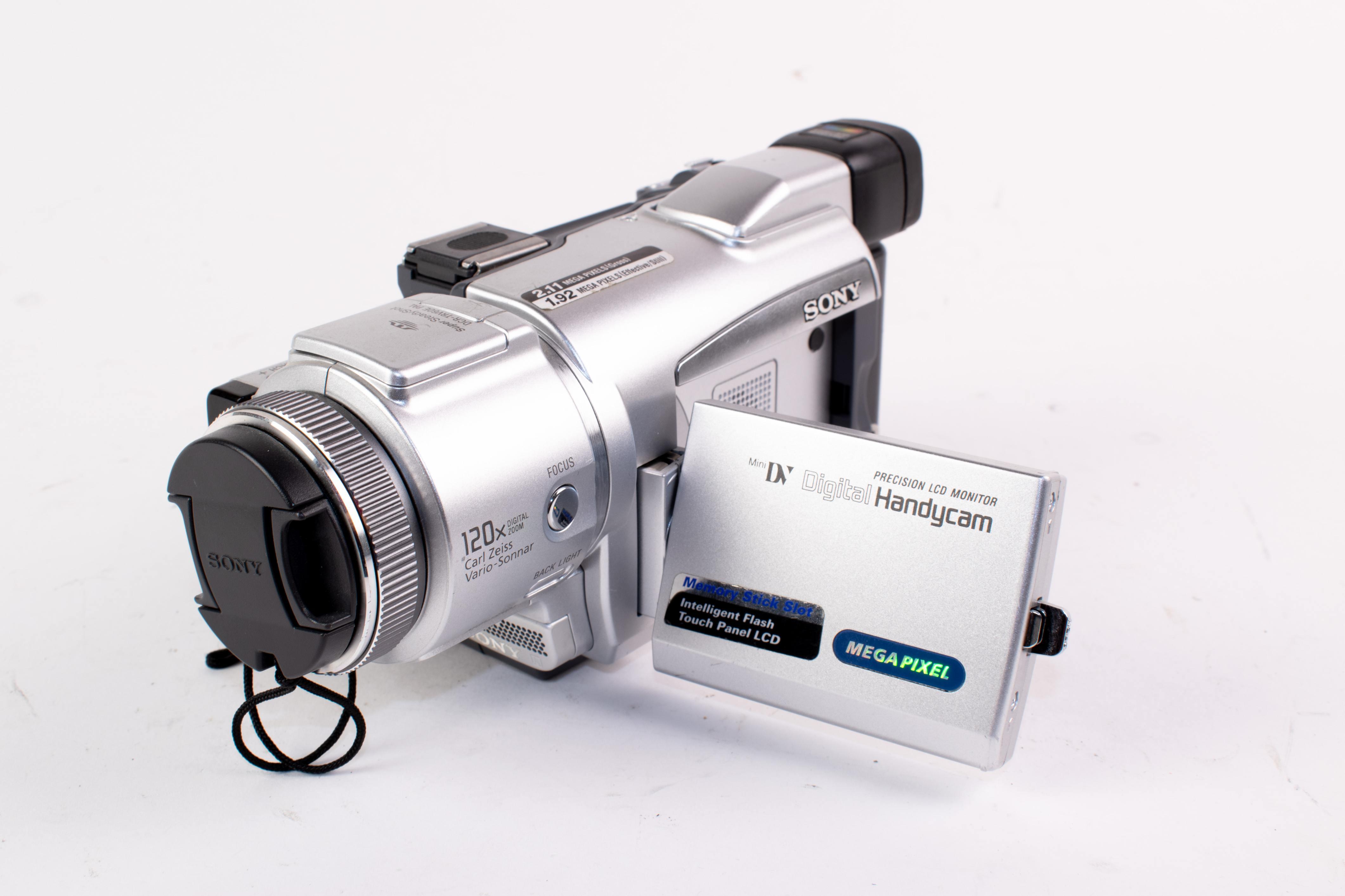 DCR-TRV60E