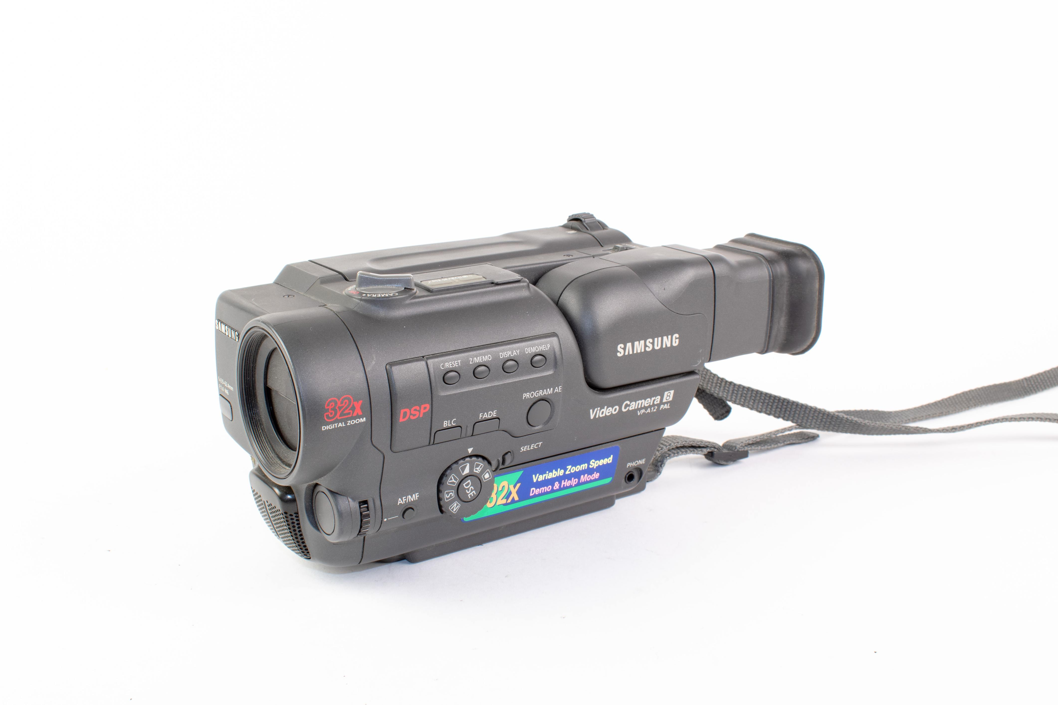 Samsung VP-A12 PAL (video8) (used)