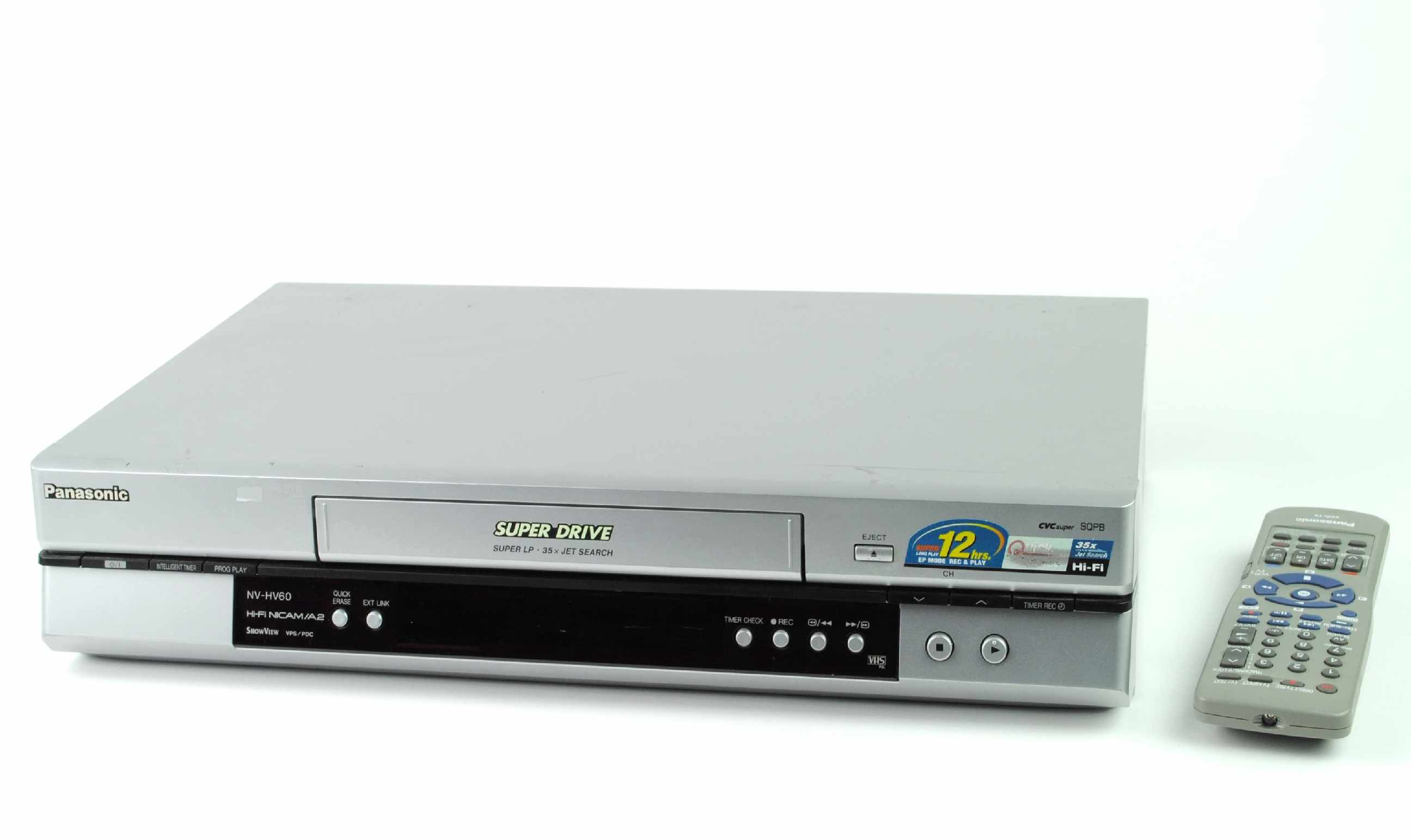 Panasonic NV-HV60 (S-VHS Quasi Playback) (used)