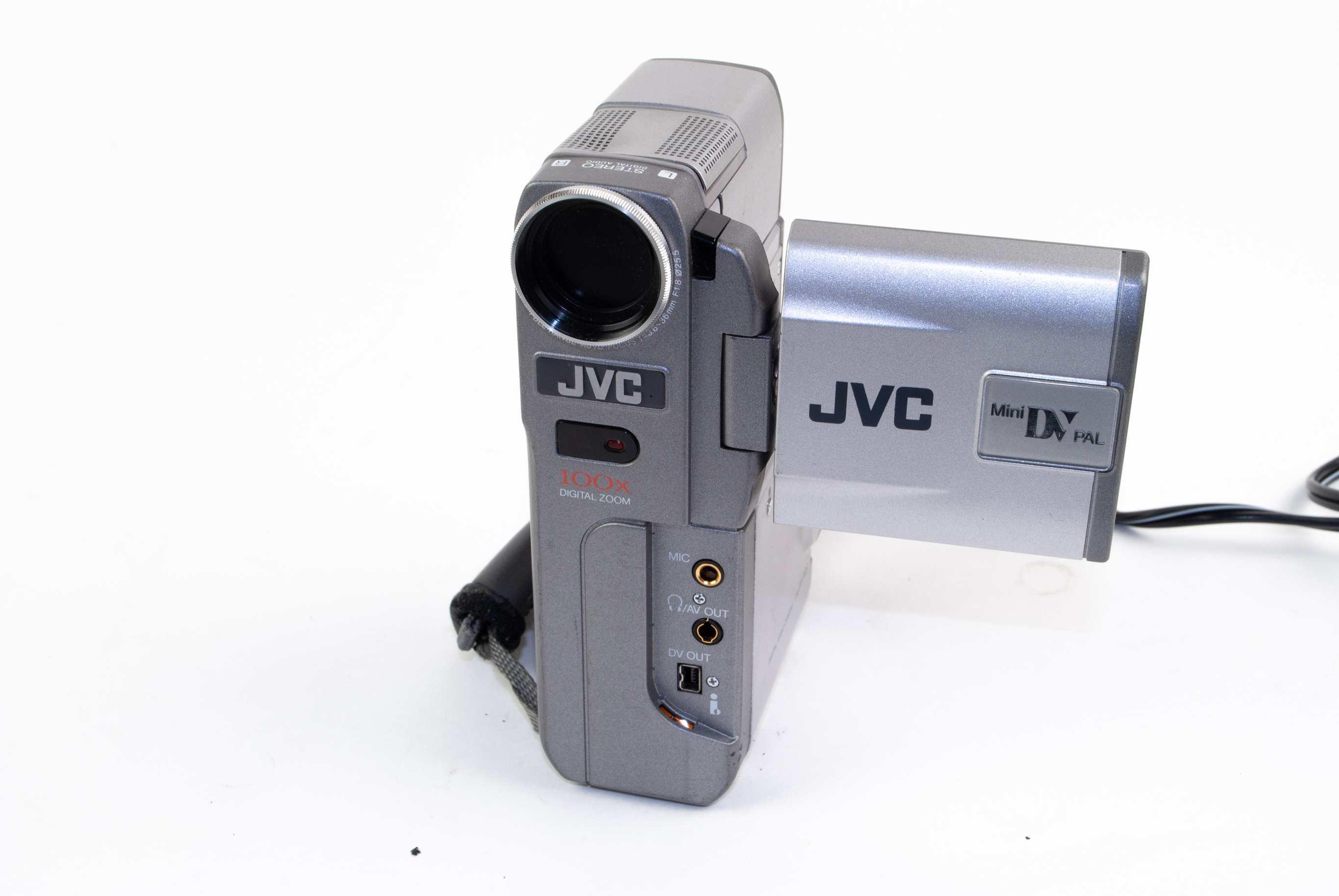 JVC GR-DVM5 (minidv) (used)