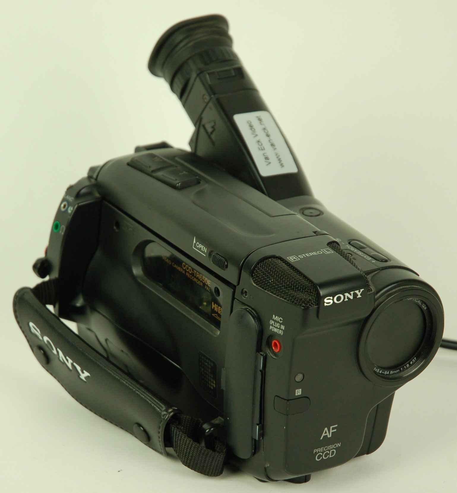 CCD-TR650E