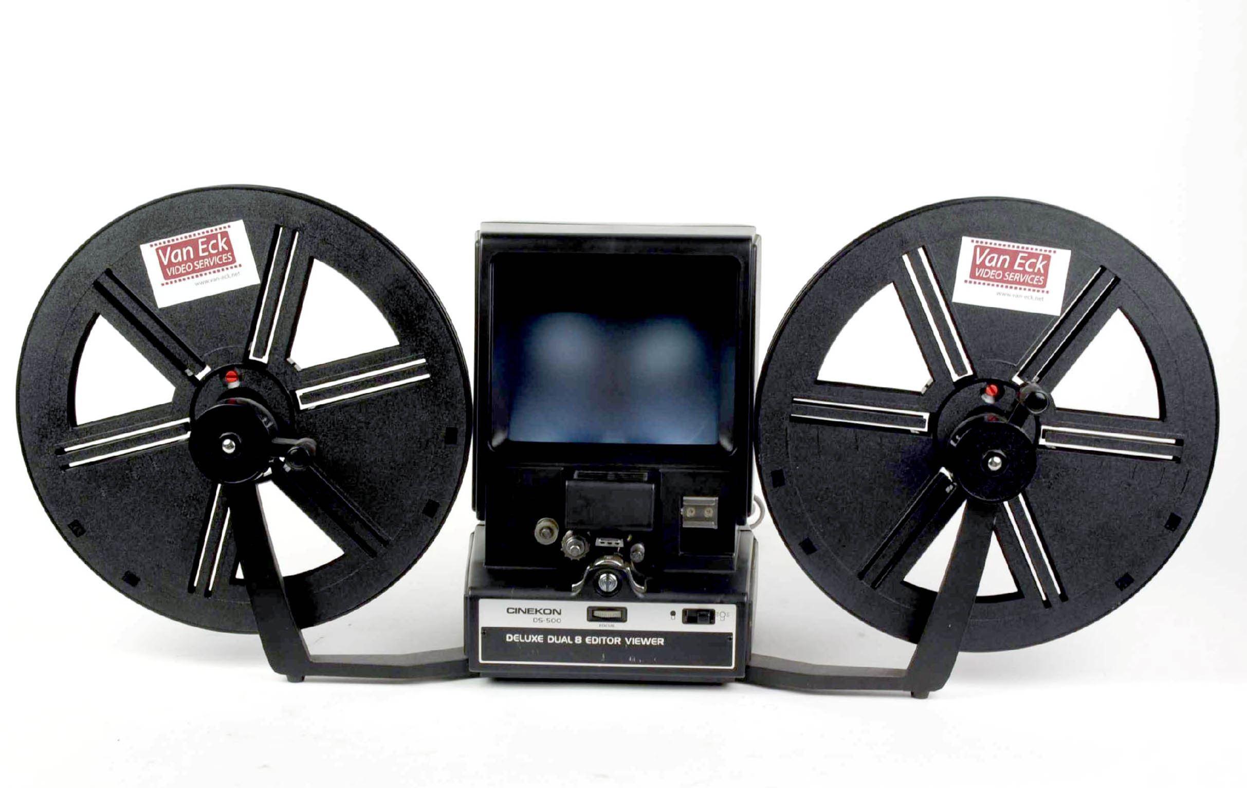DS-500 Deluxe Dual 8