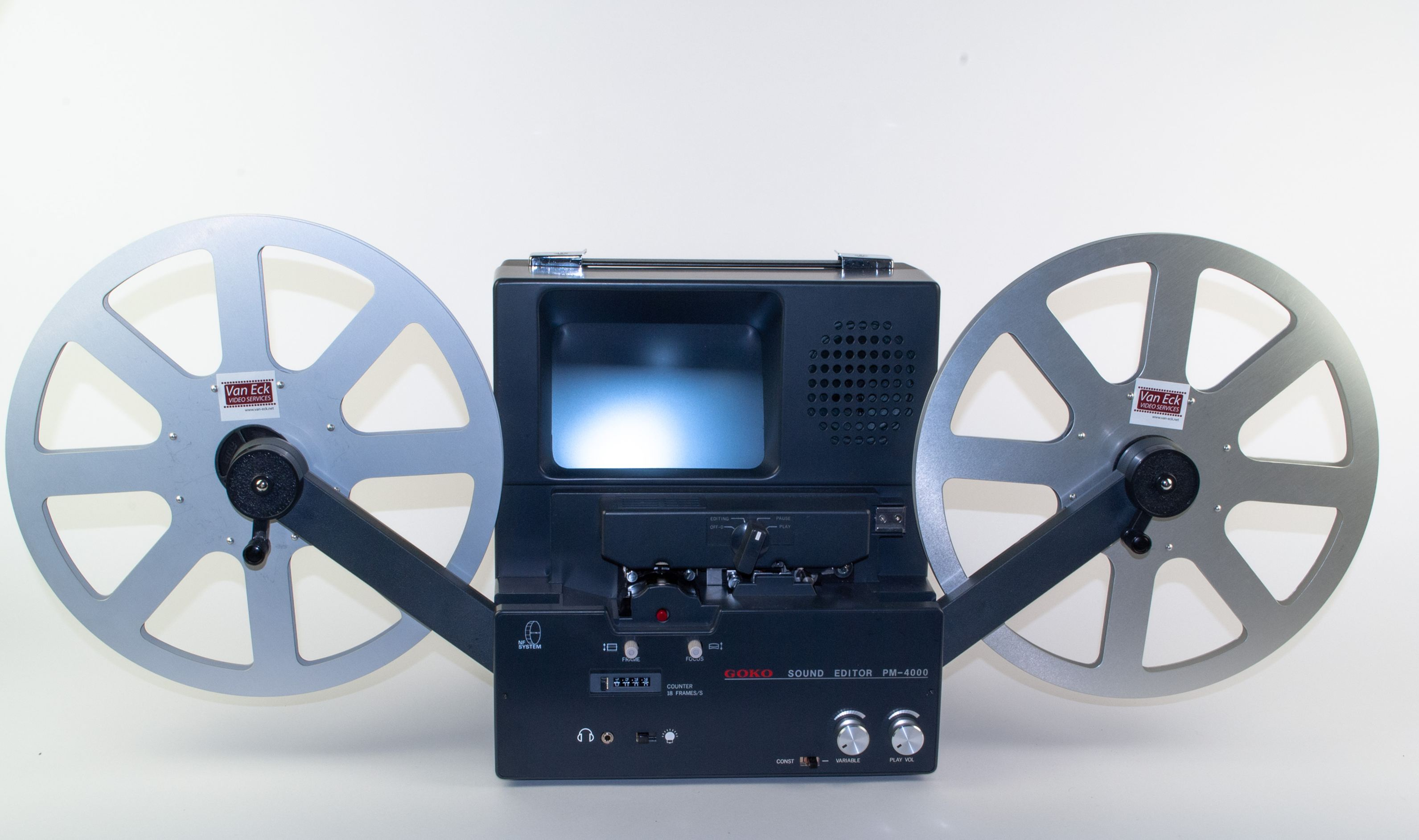 PM-4000 Sound Editor
