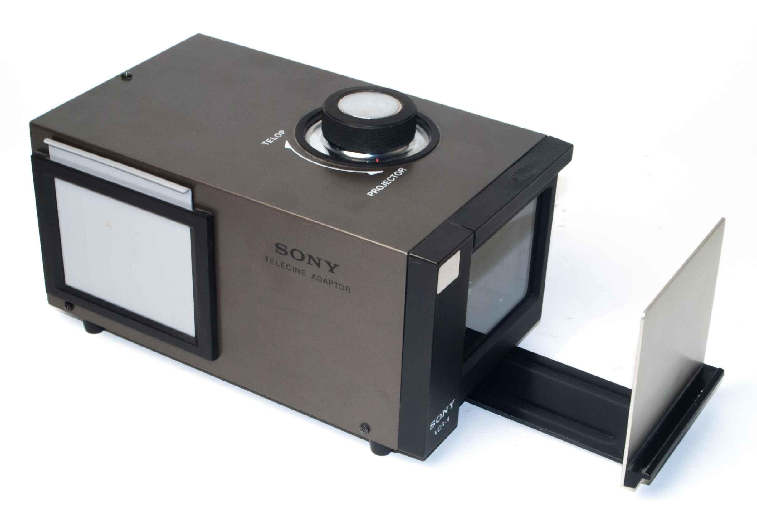 Sony VCR-4 Telecine Adaptor (gebruikt)