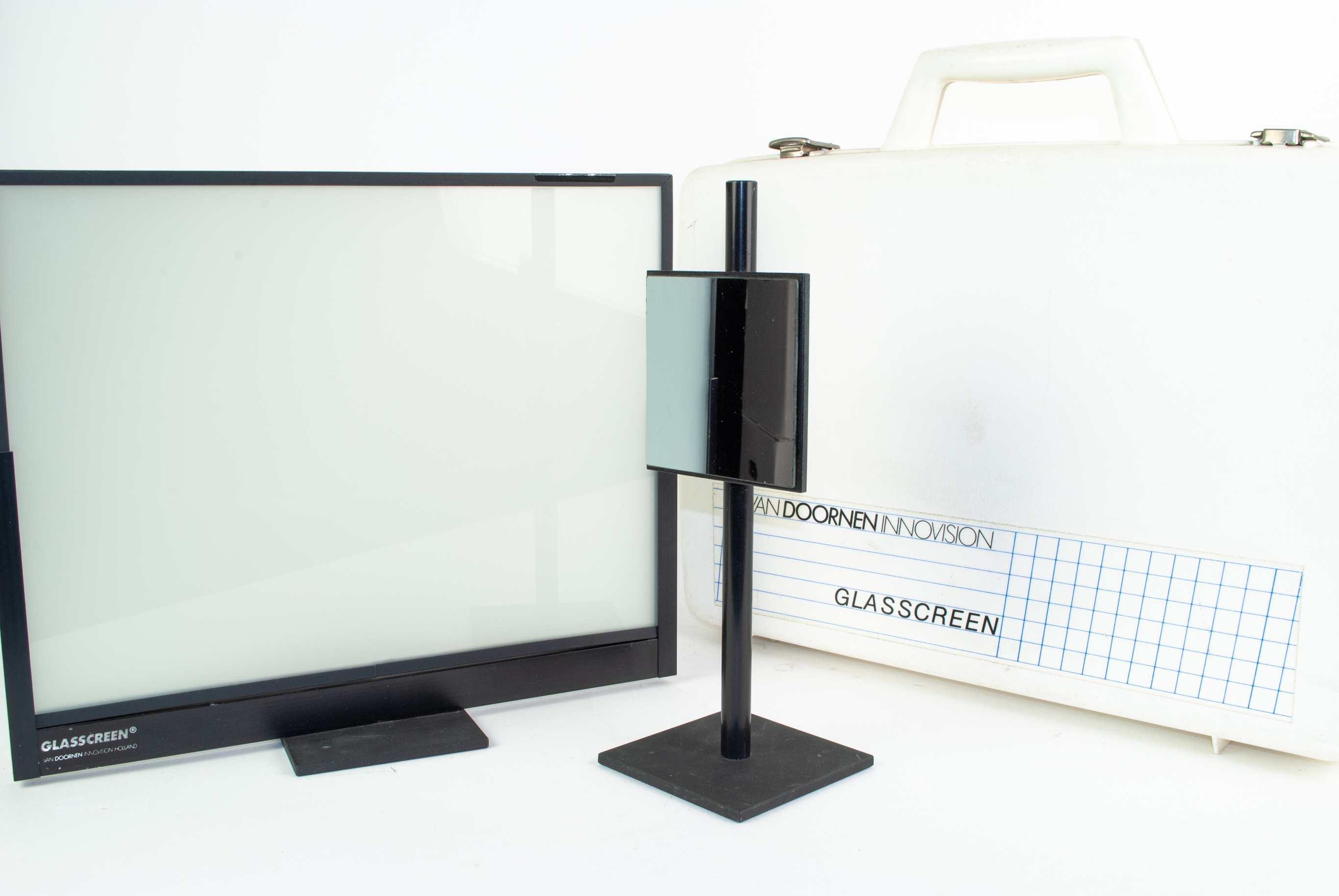 Van Doornen Glasscreen - PROFI set (<Geen>) (gebruikt)
