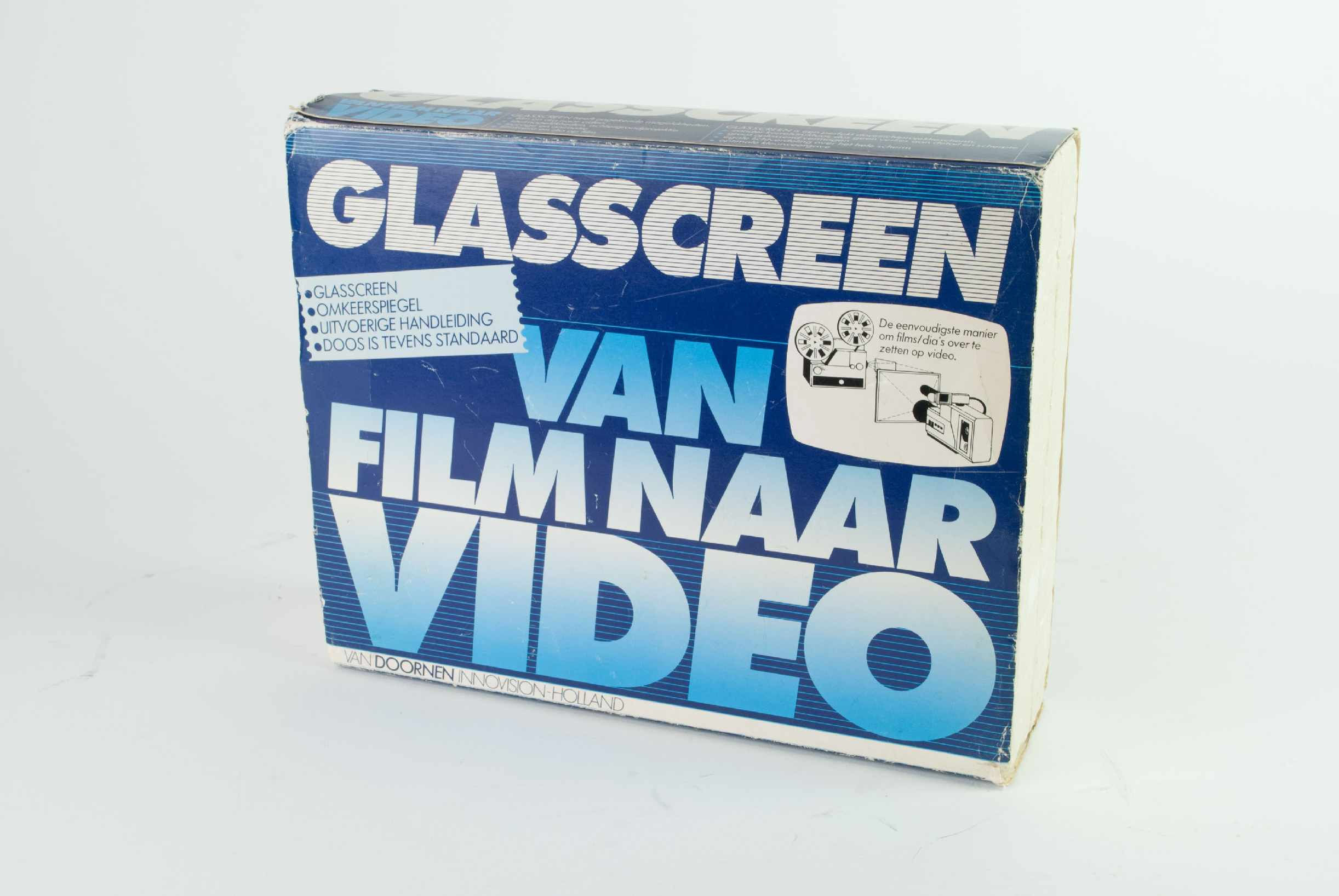 Van Doornen Glasscreen (used)